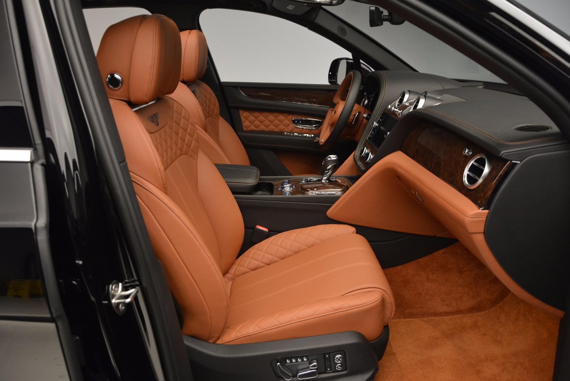 Used 2017 Bentley Bentayga  For Sale In Westport, CT 758_p45