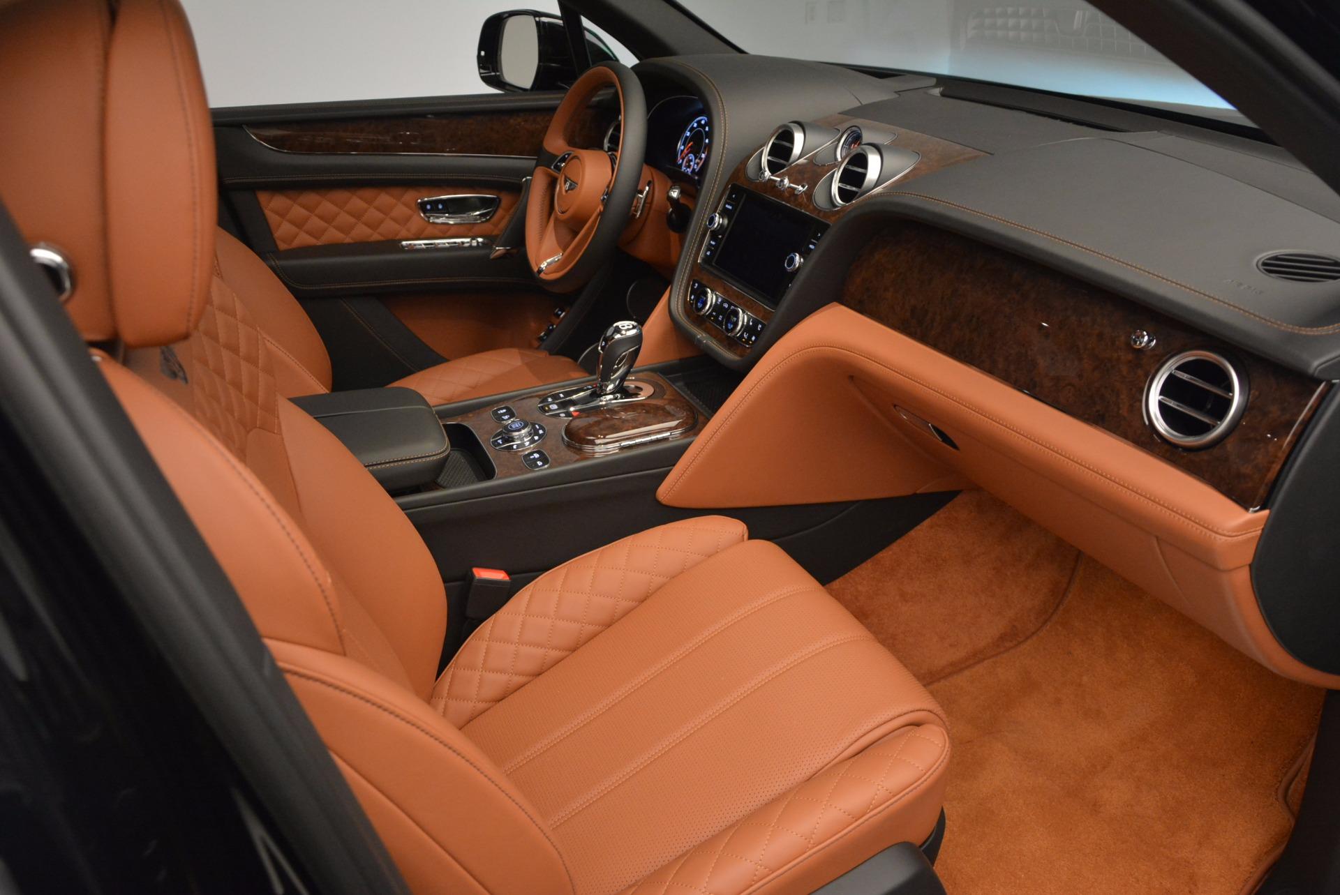 Used 2017 Bentley Bentayga  For Sale In Westport, CT 758_p46