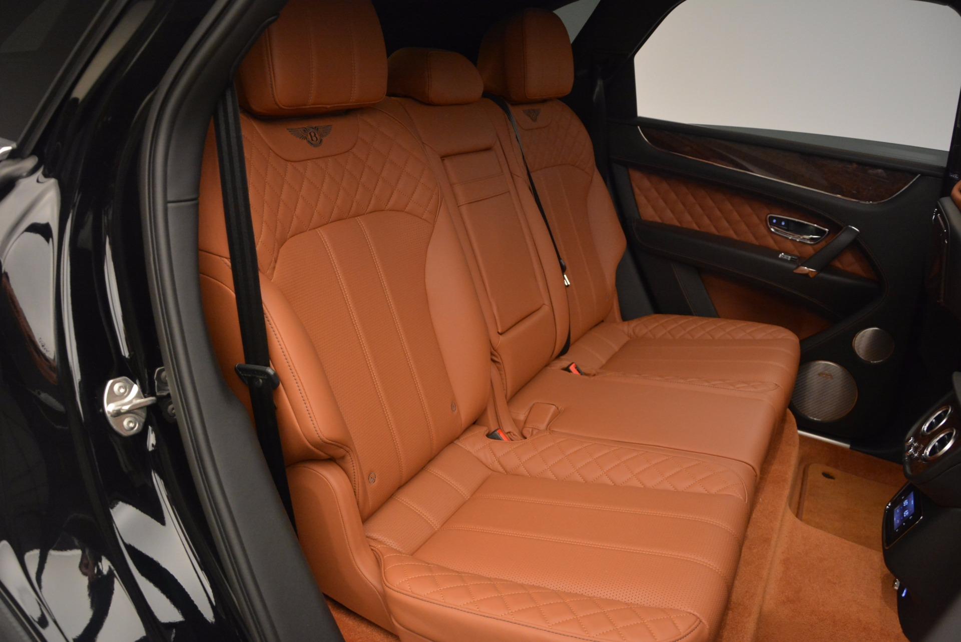 Used 2017 Bentley Bentayga  For Sale In Westport, CT 758_p48