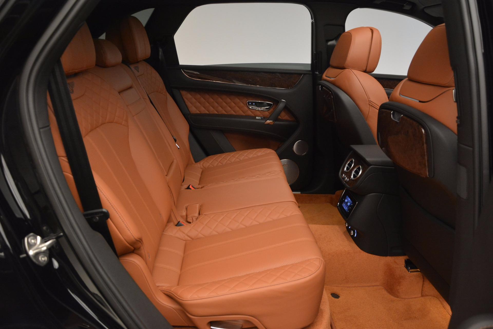 Used 2017 Bentley Bentayga  For Sale In Westport, CT 758_p49