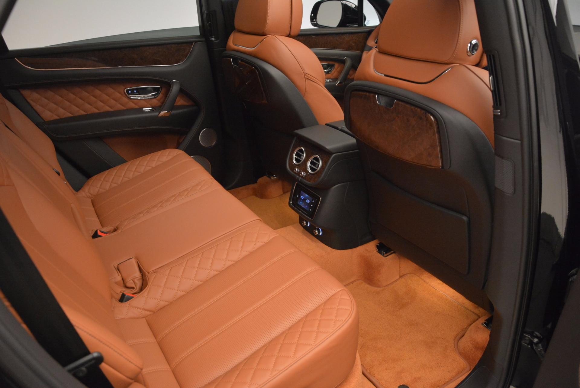 Used 2017 Bentley Bentayga  For Sale In Westport, CT 758_p50