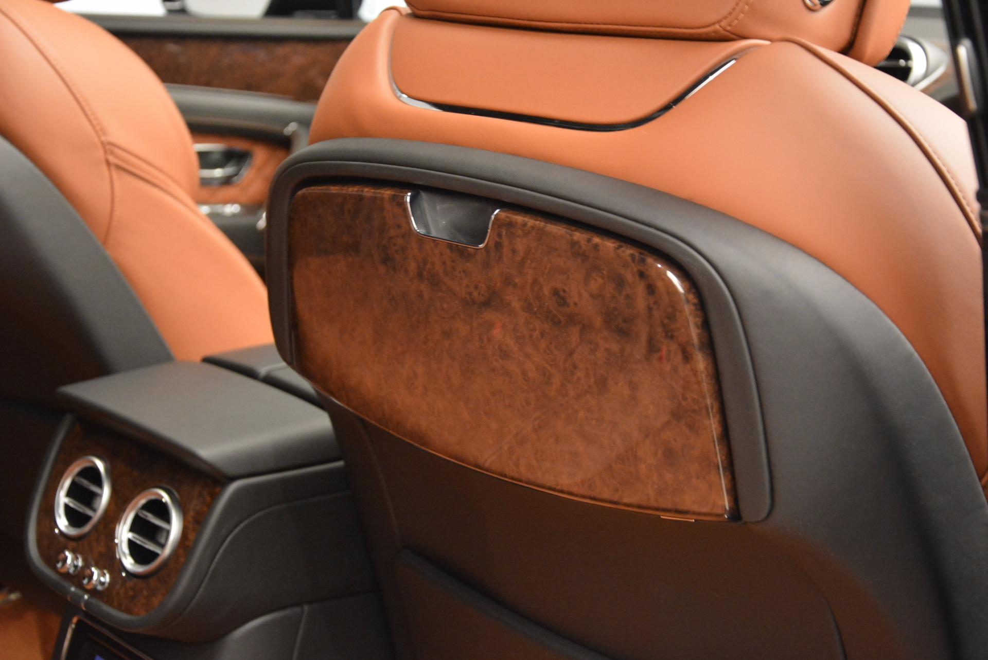 Used 2017 Bentley Bentayga  For Sale In Westport, CT 758_p51