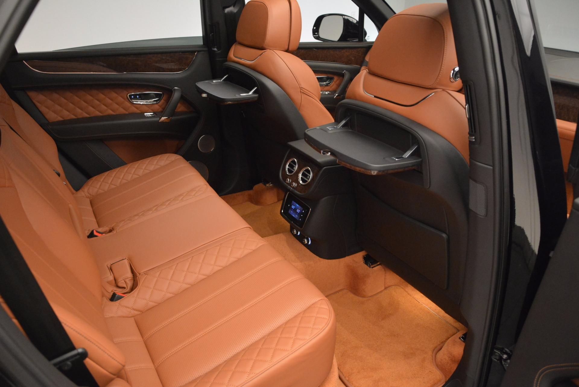 Used 2017 Bentley Bentayga  For Sale In Westport, CT 758_p52