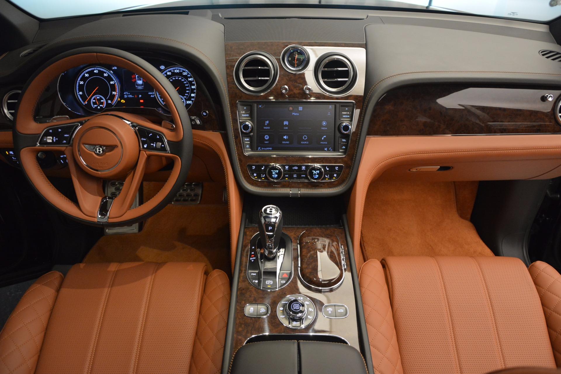 Used 2017 Bentley Bentayga  For Sale In Westport, CT 758_p53