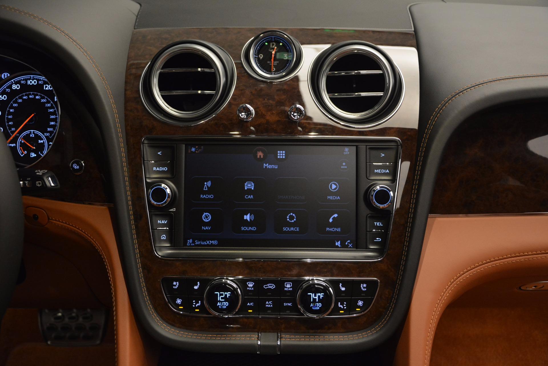 Used 2017 Bentley Bentayga  For Sale In Westport, CT 758_p54