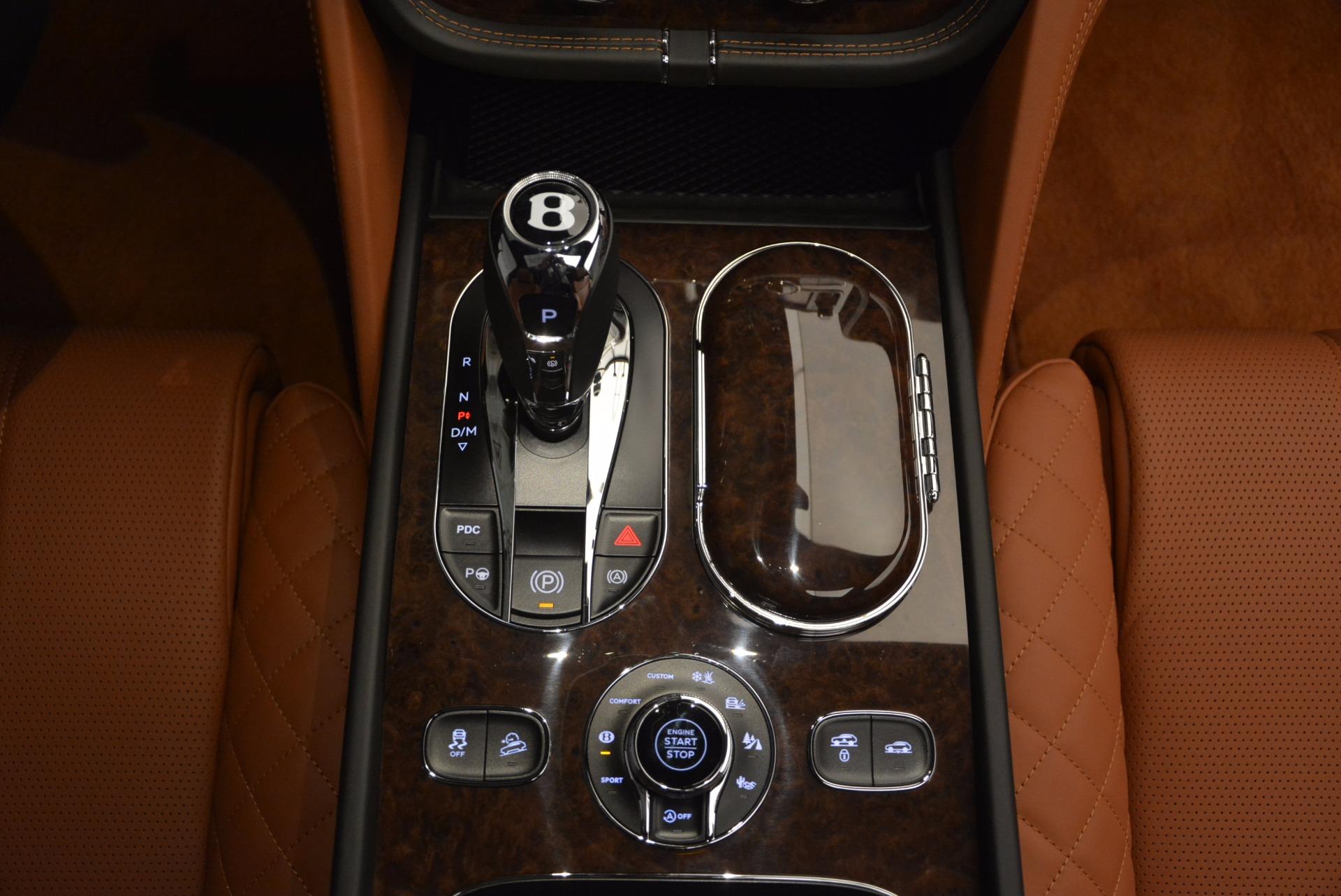 Used 2017 Bentley Bentayga  For Sale In Westport, CT 758_p55