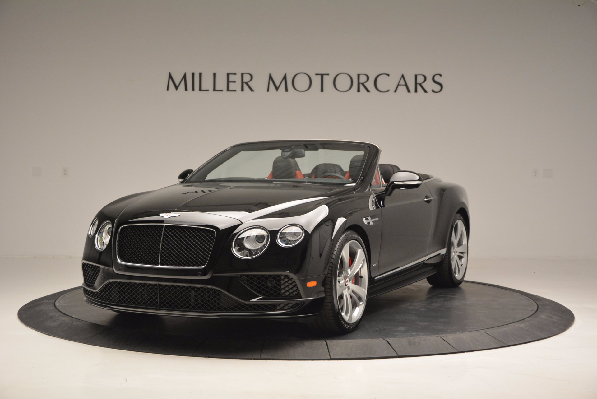 New 2017 Bentley Continental GT V8 S For Sale In Westport, CT 759_main