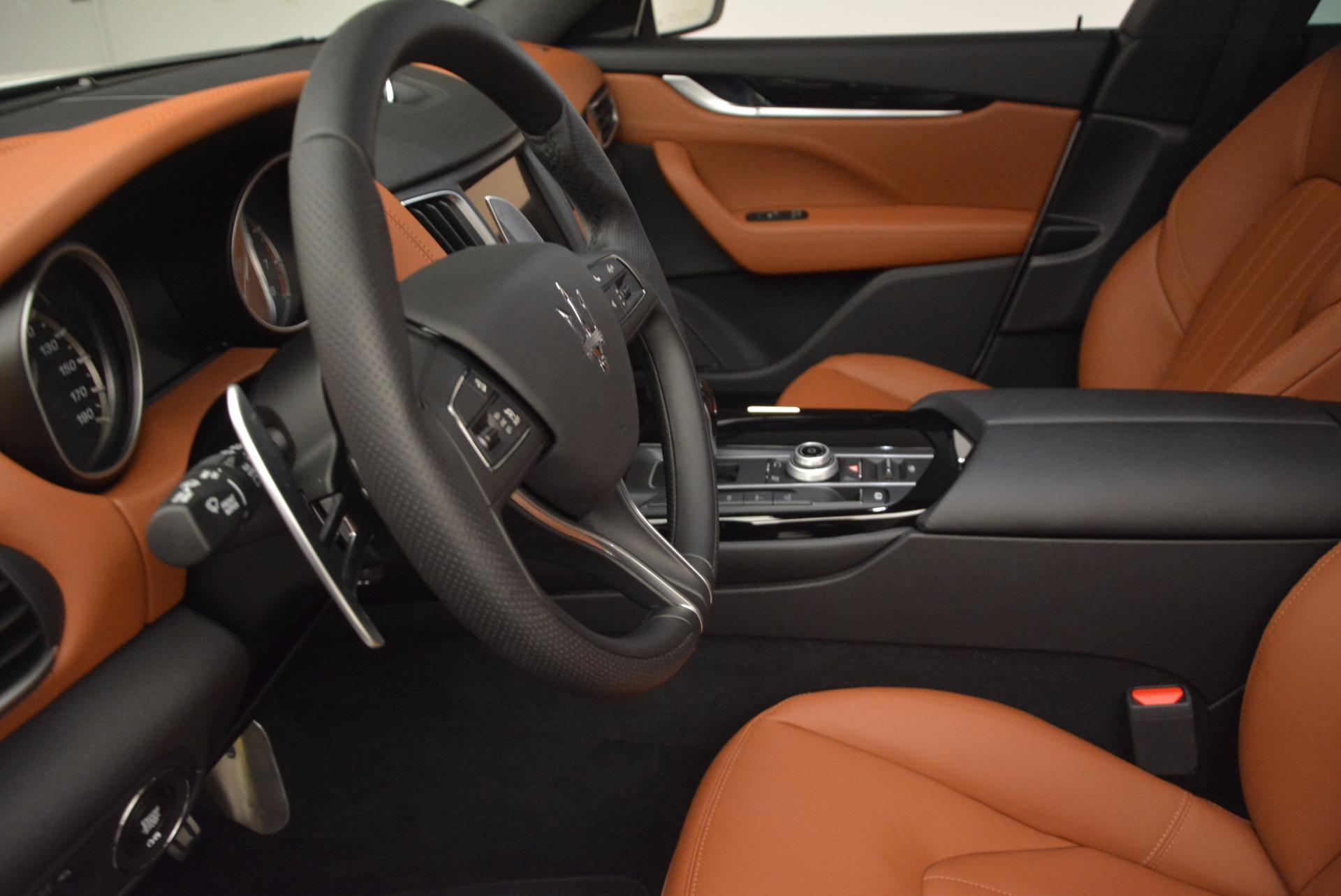 New 2017 Maserati Levante  For Sale In Westport, CT 760_p14