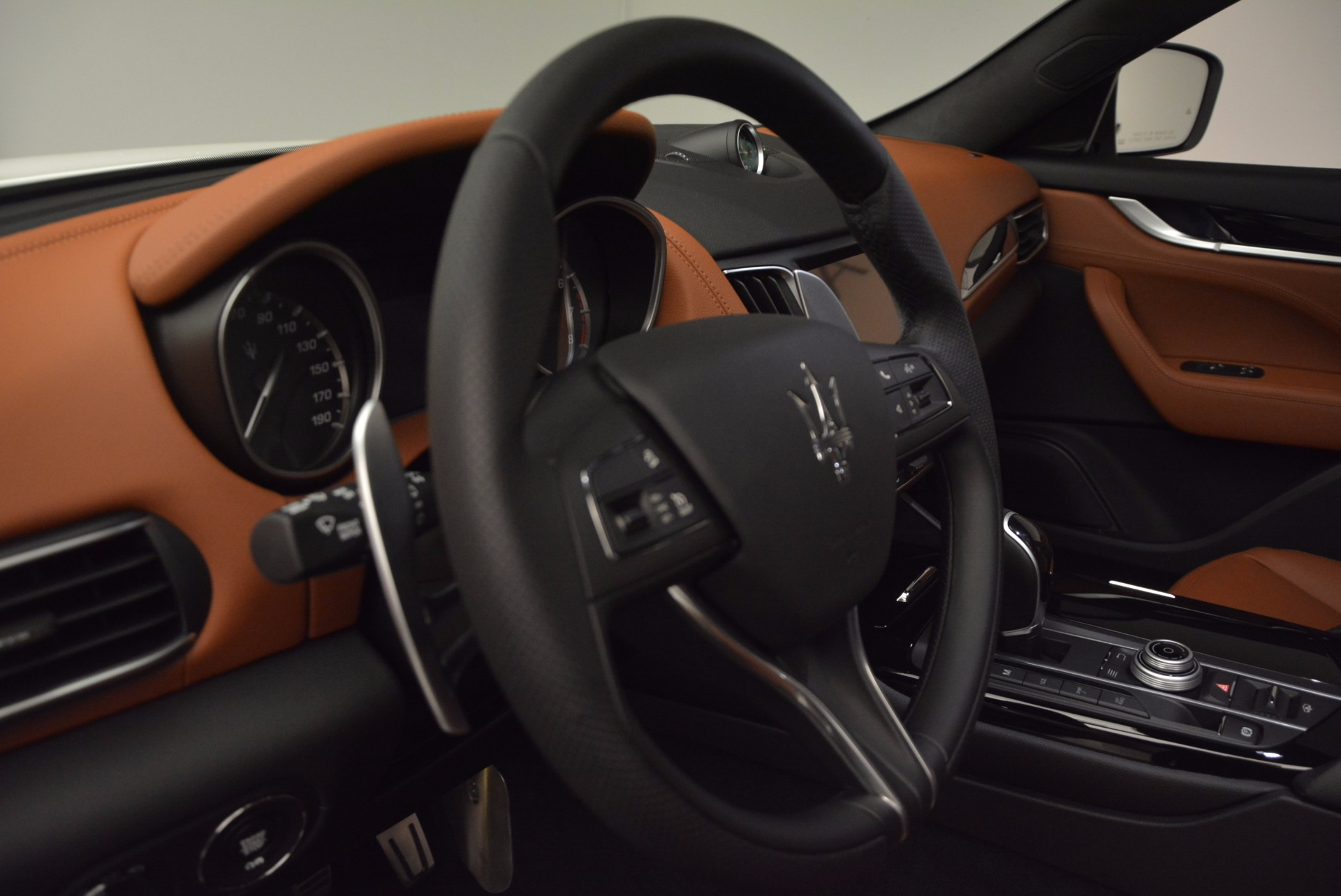 New 2017 Maserati Levante  For Sale In Westport, CT 760_p15