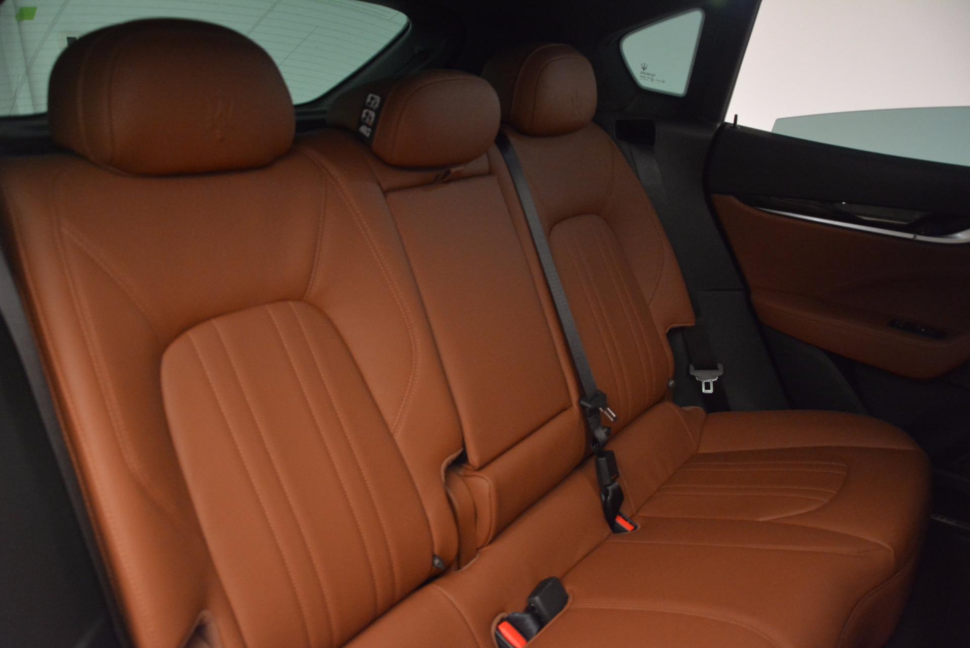 New 2017 Maserati Levante  For Sale In Westport, CT 760_p22