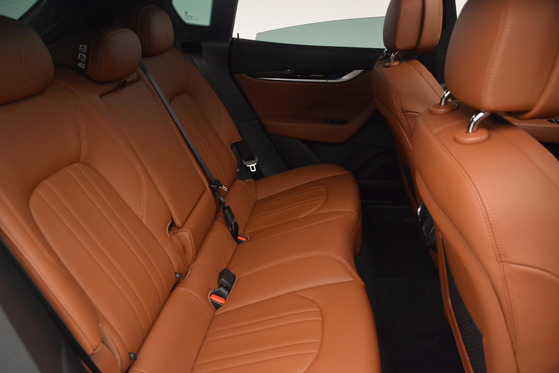 New 2017 Maserati Levante  For Sale In Westport, CT 760_p23