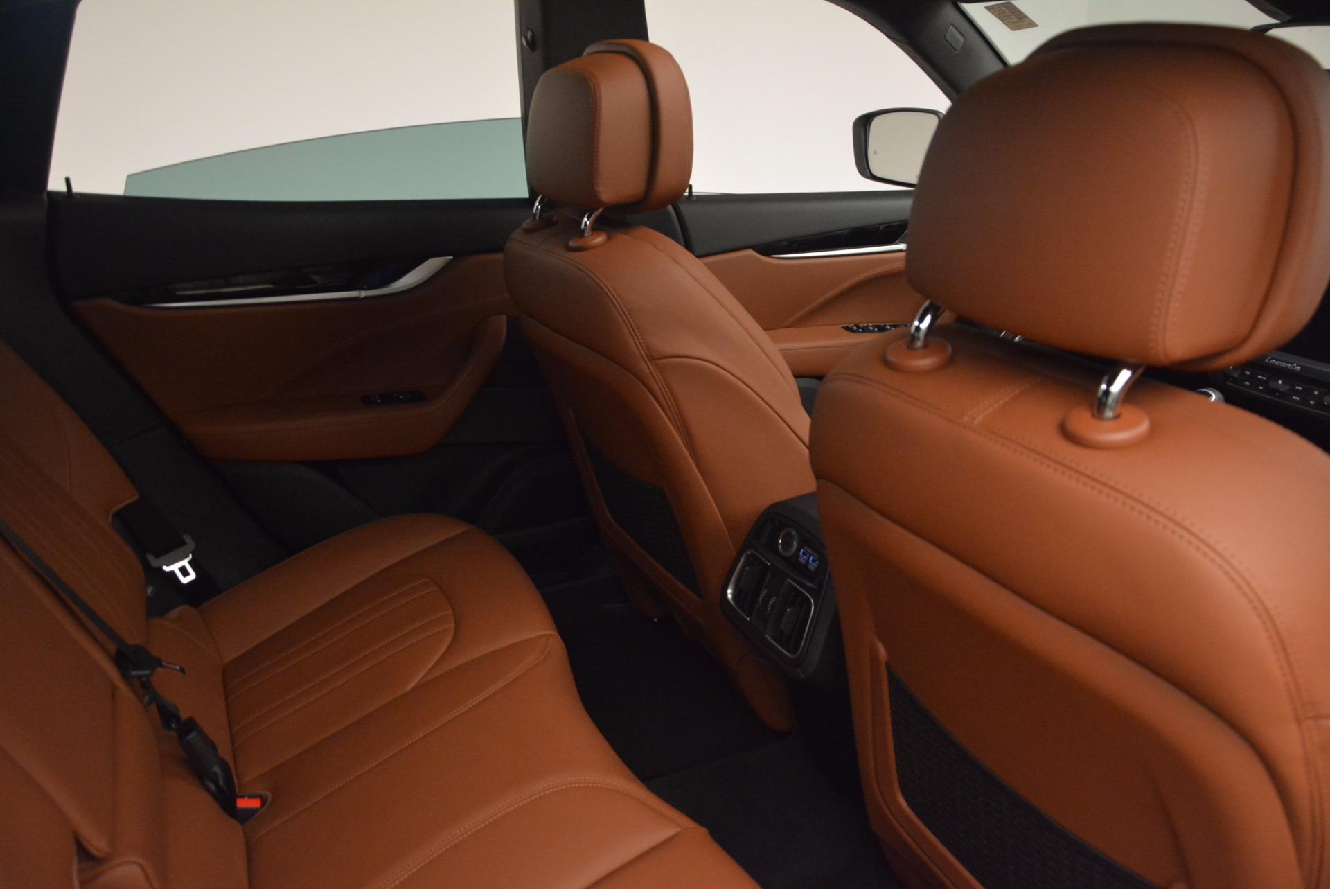 New 2017 Maserati Levante  For Sale In Westport, CT 760_p24