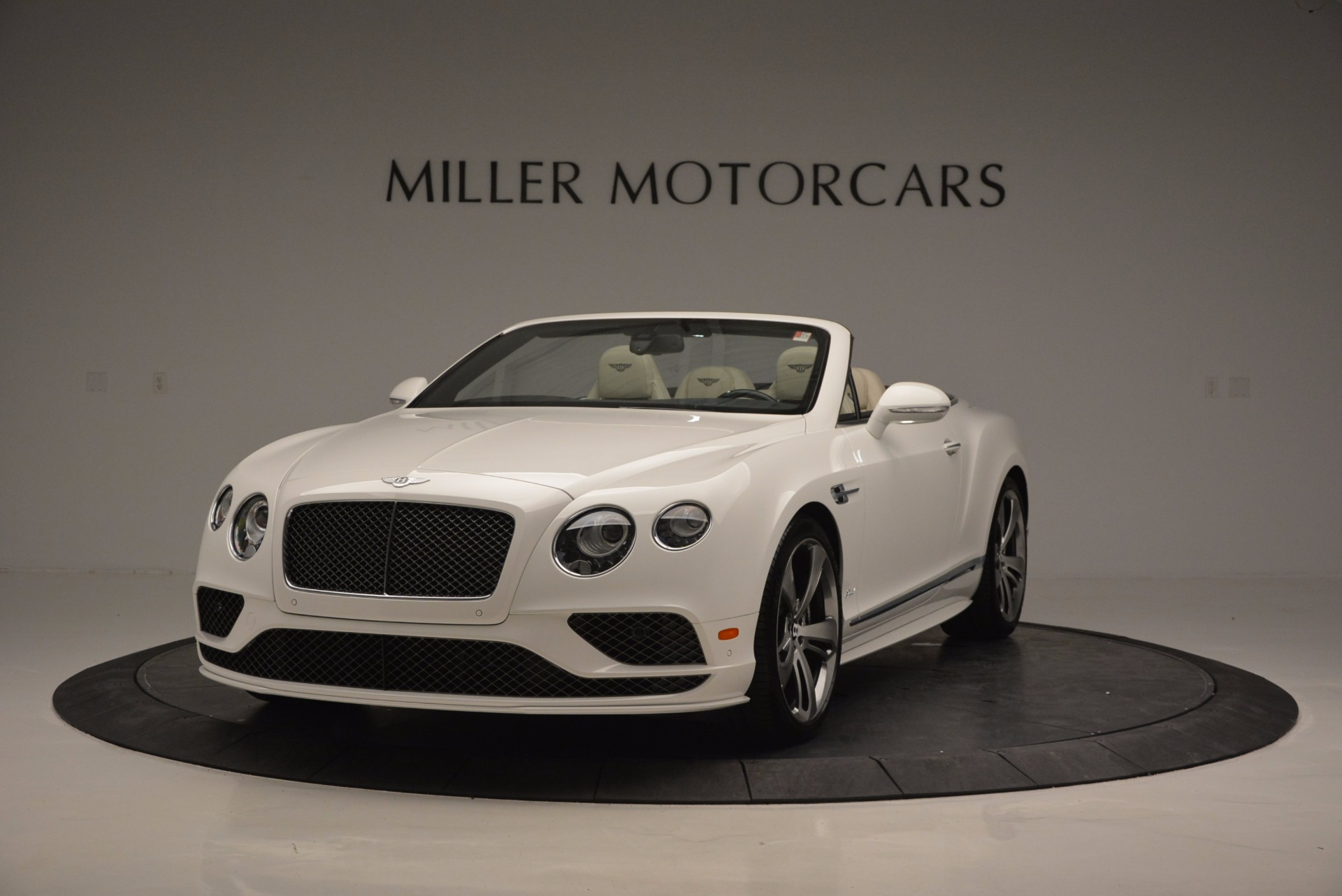 New 2017 Bentley Continental GT Speed Convertible  For Sale In Westport, CT 761_main