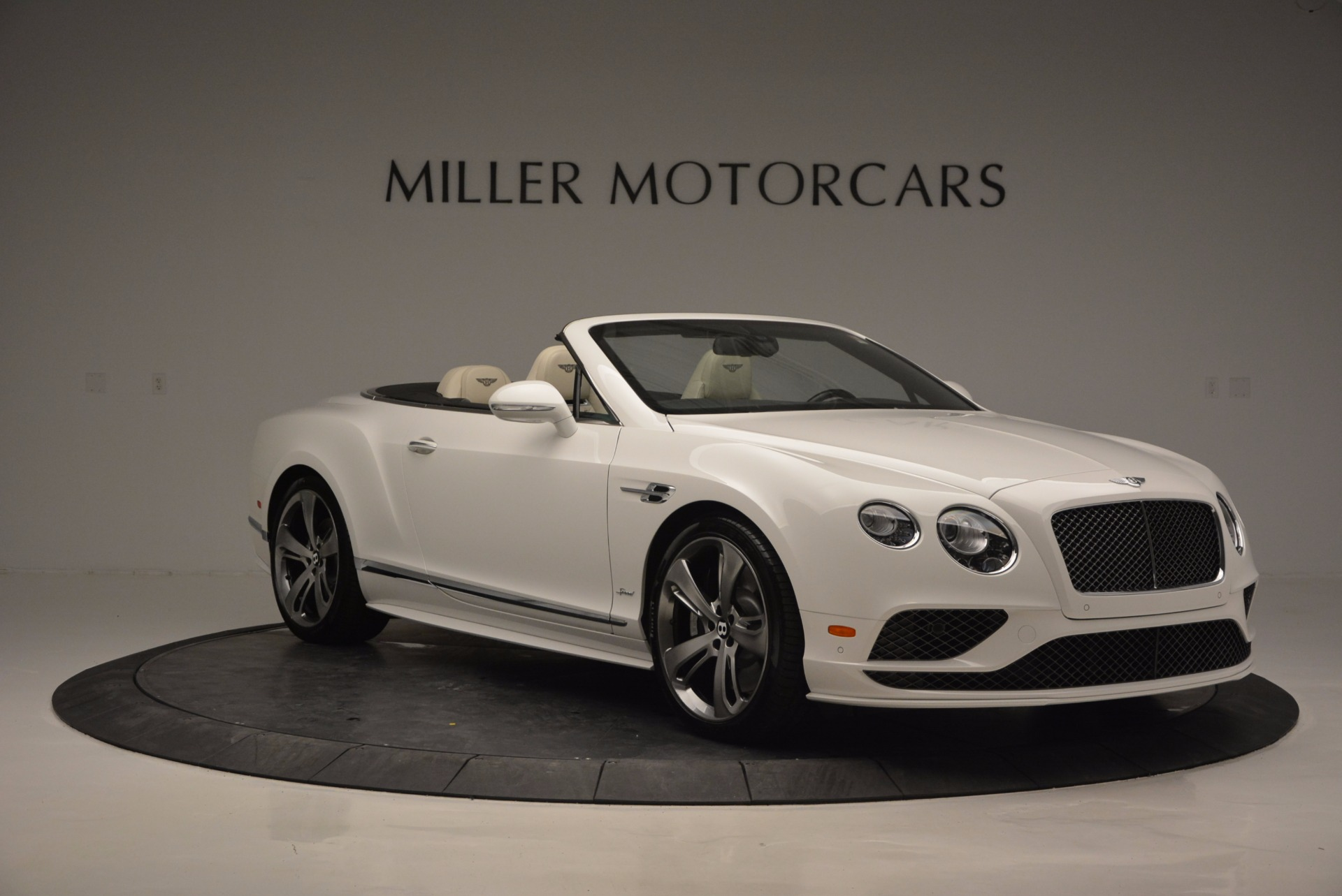 New 2017 Bentley Continental GT Speed Convertible  For Sale In Westport, CT 761_p11