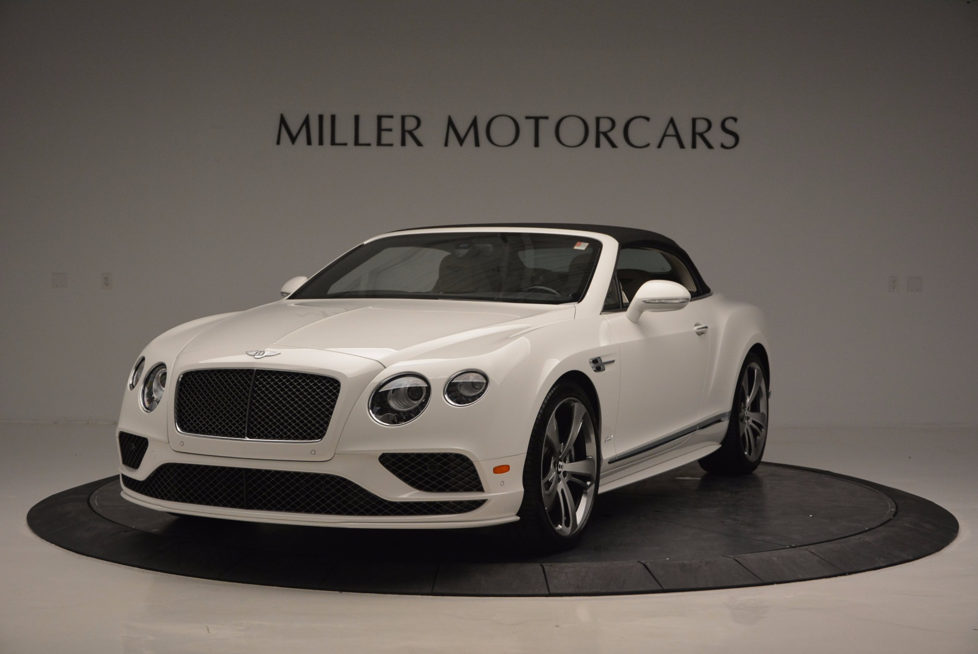 New 2017 Bentley Continental GT Speed Convertible  For Sale In Westport, CT 761_p13