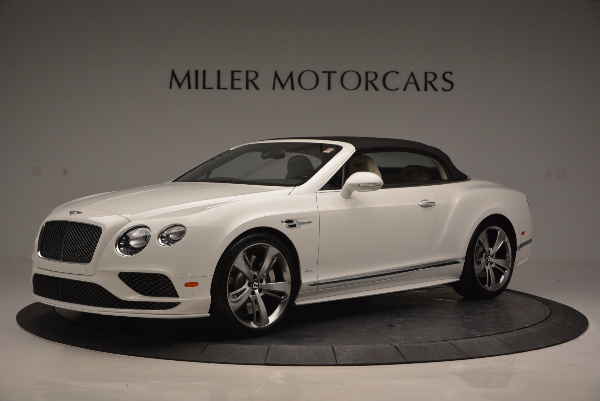 New 2017 Bentley Continental GT Speed Convertible  For Sale In Westport, CT 761_p14