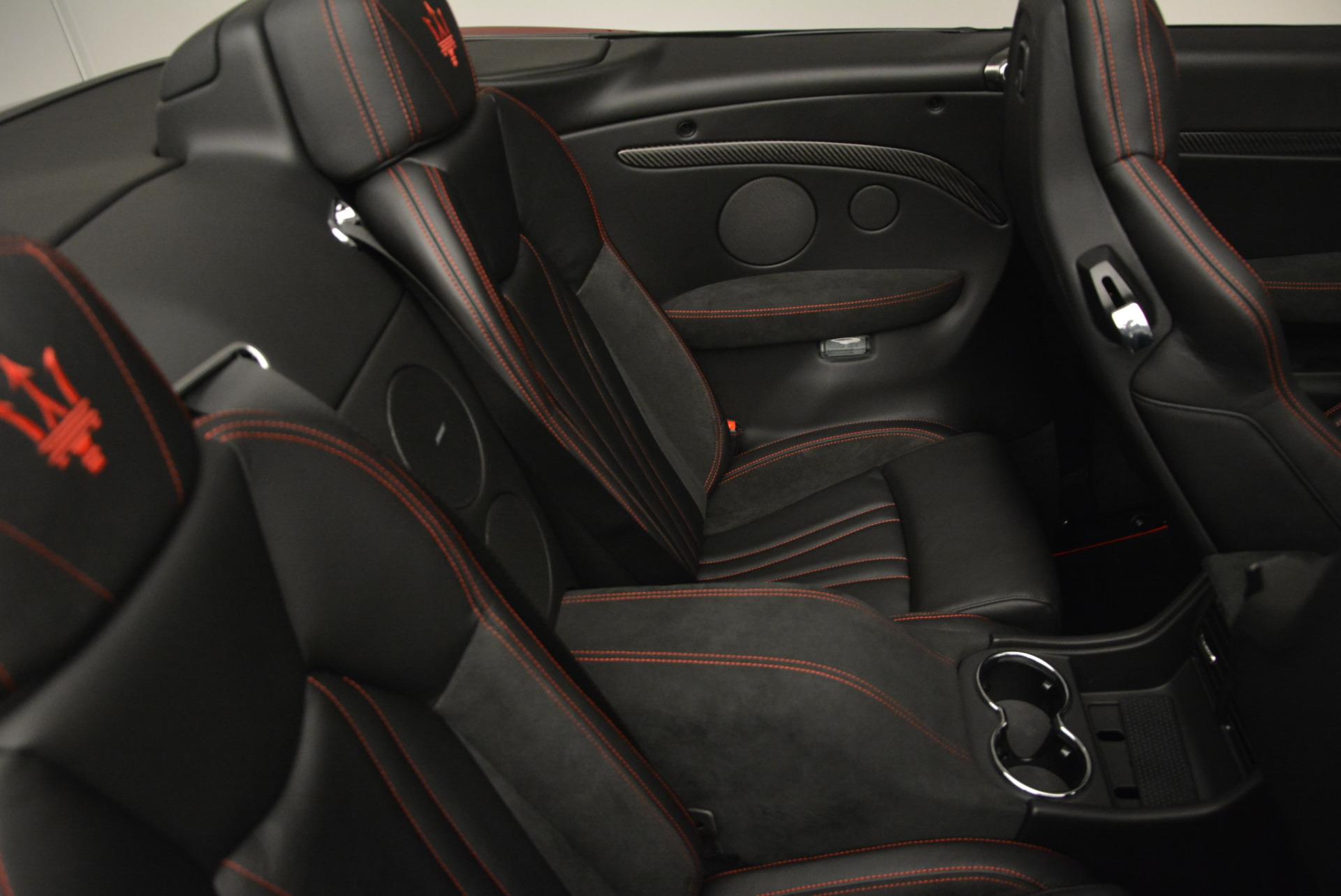 New 2017 Maserati GranTurismo Sport Special Edition For Sale In Westport, CT 763_p32