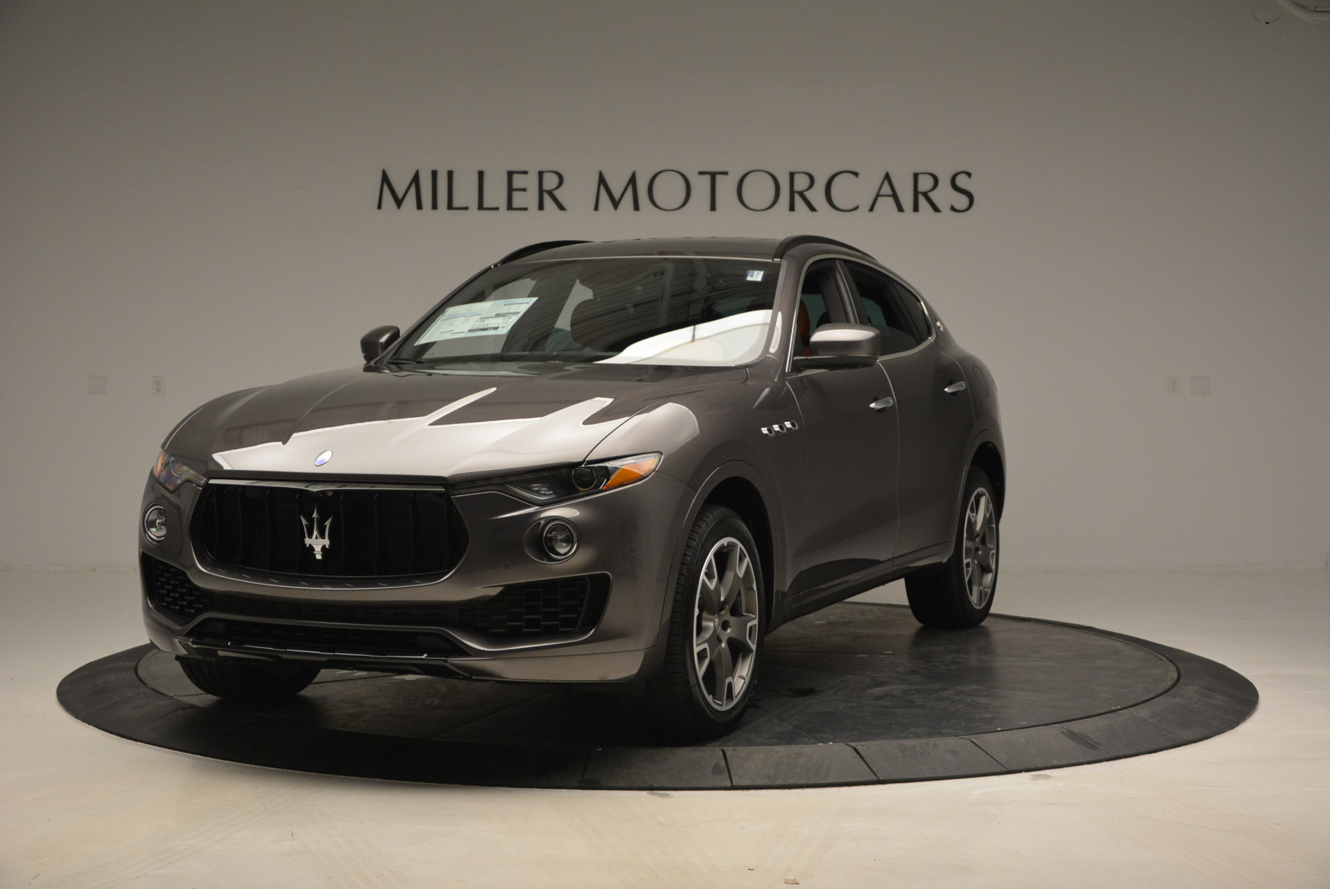 New 2017 Maserati Levante  For Sale In Westport, CT 765_main