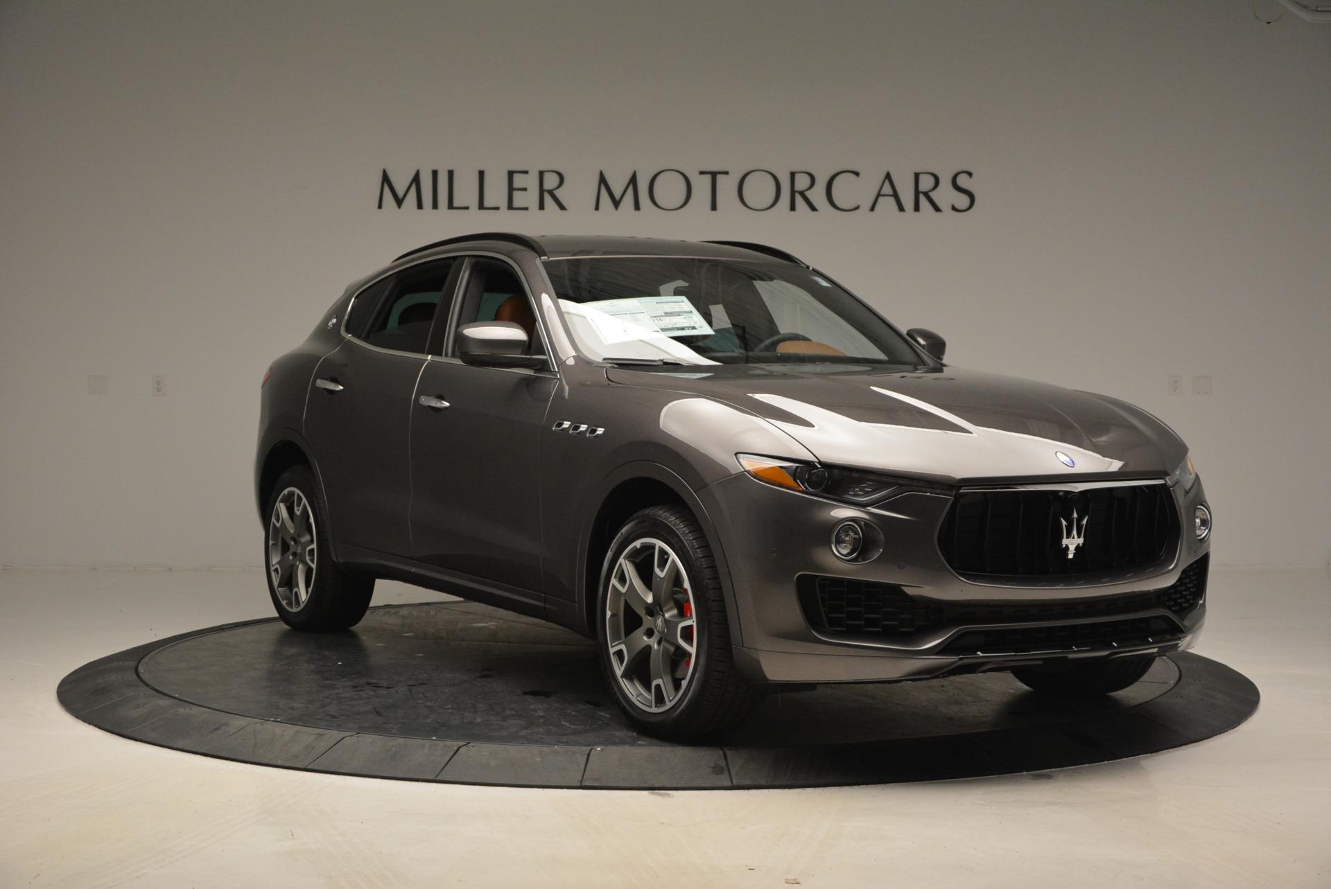 New 2017 Maserati Levante  For Sale In Westport, CT 765_p11