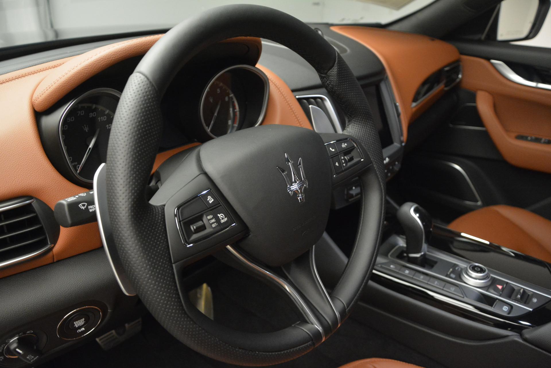 New 2017 Maserati Levante  For Sale In Westport, CT 765_p15