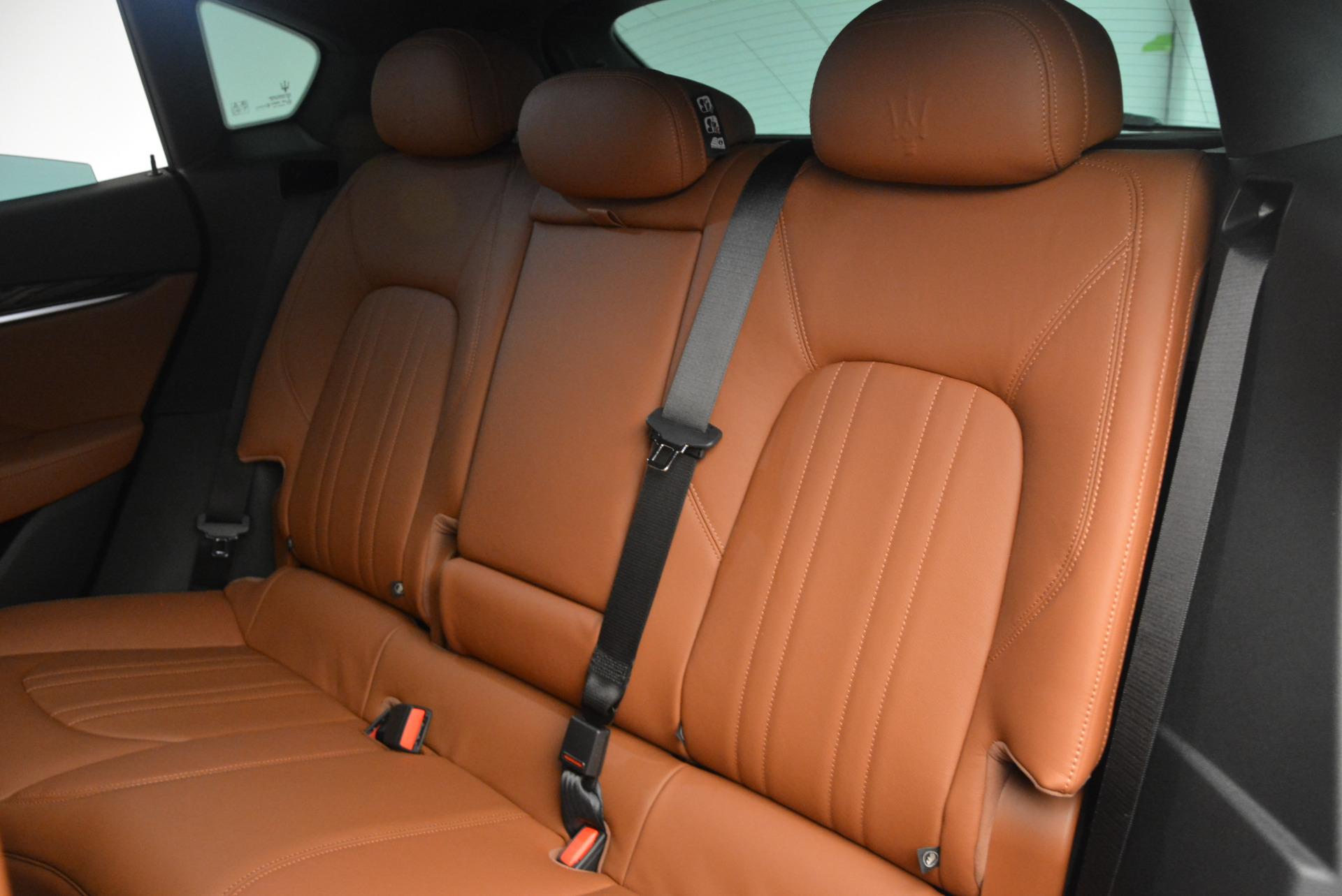 New 2017 Maserati Levante  For Sale In Westport, CT 765_p20