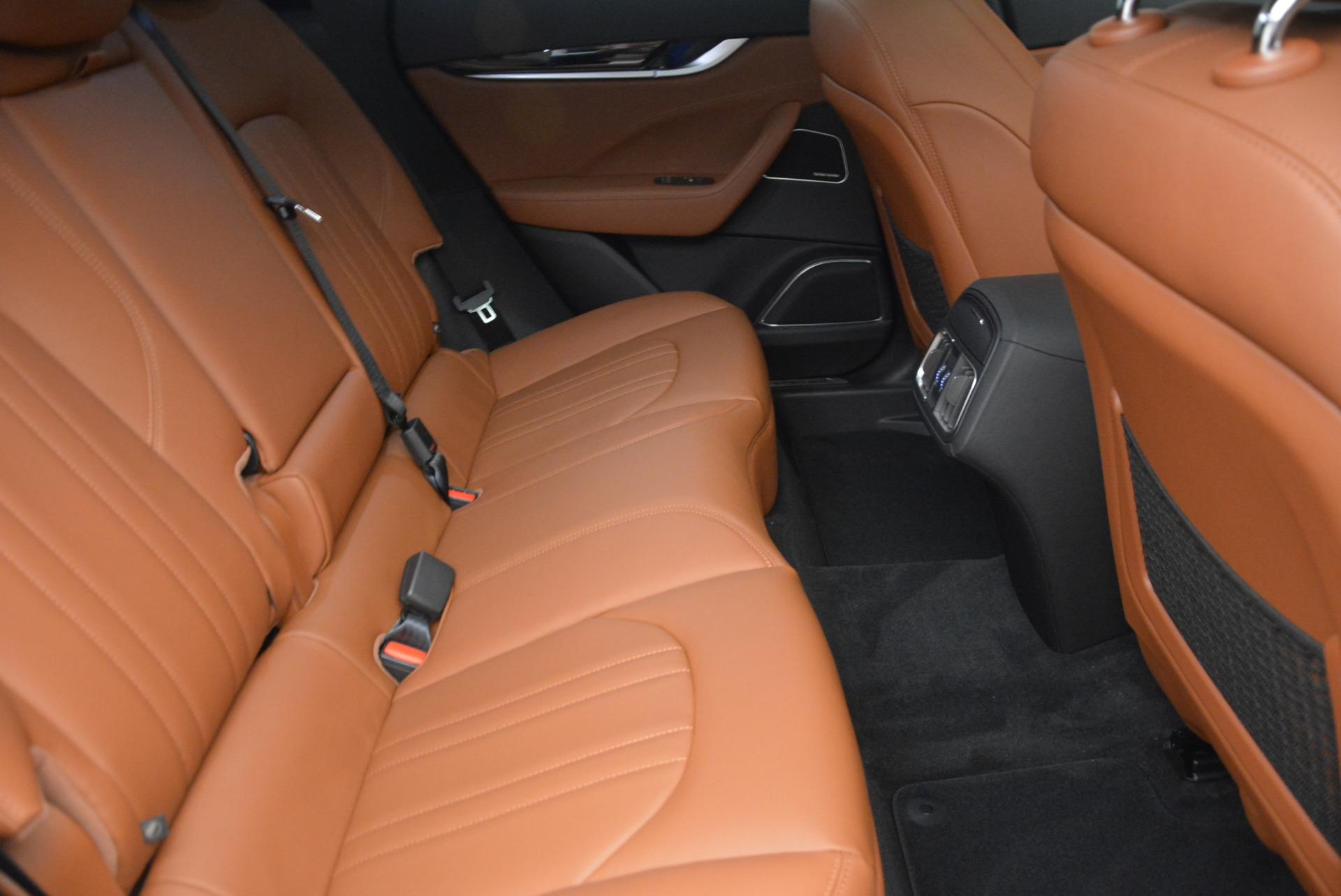 New 2017 Maserati Levante  For Sale In Westport, CT 765_p25