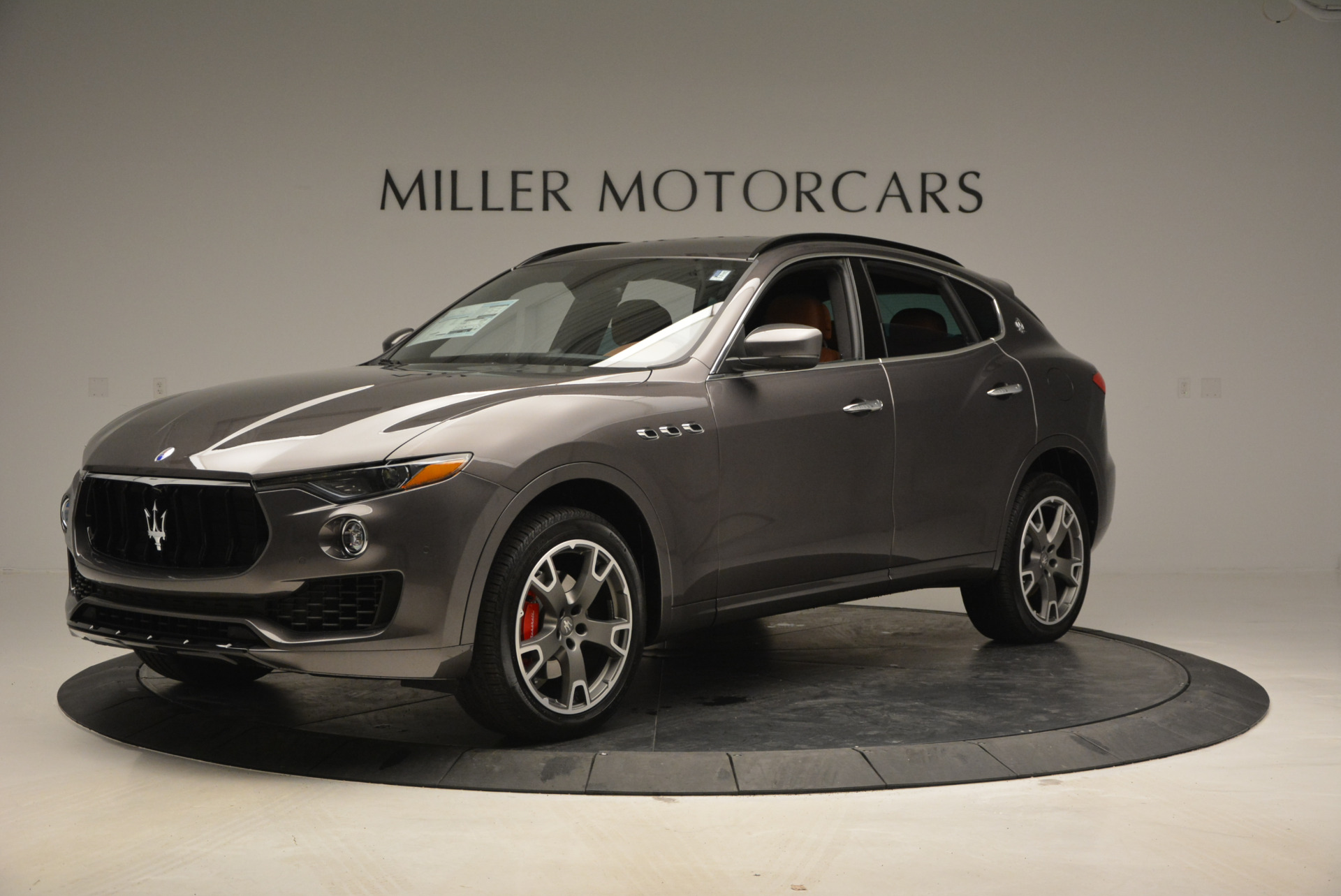New 2017 Maserati Levante  For Sale In Westport, CT 765_p2