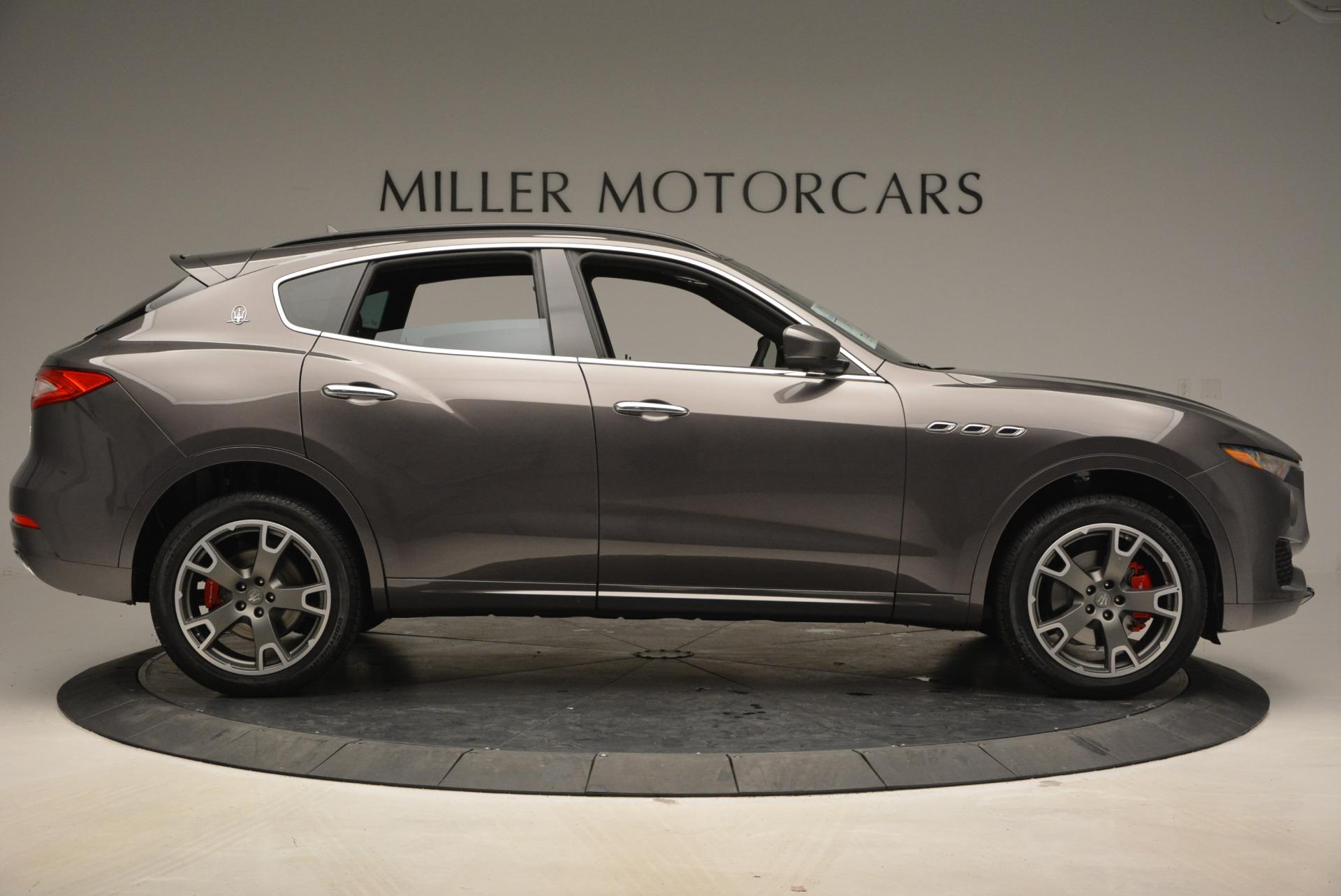 New 2017 Maserati Levante  For Sale In Westport, CT 765_p9