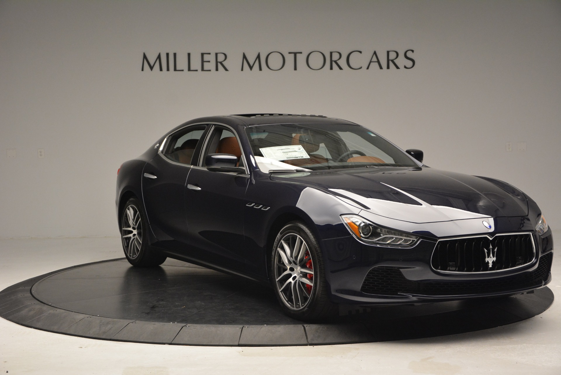 New 2017 Maserati Ghibli S Q4 For Sale In Westport, CT 766_p11