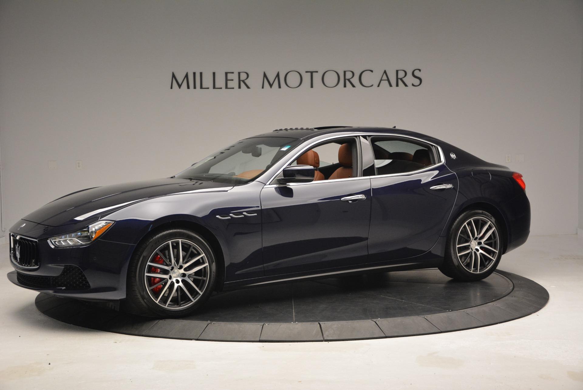 New 2017 Maserati Ghibli S Q4 For Sale In Westport, CT 766_p2