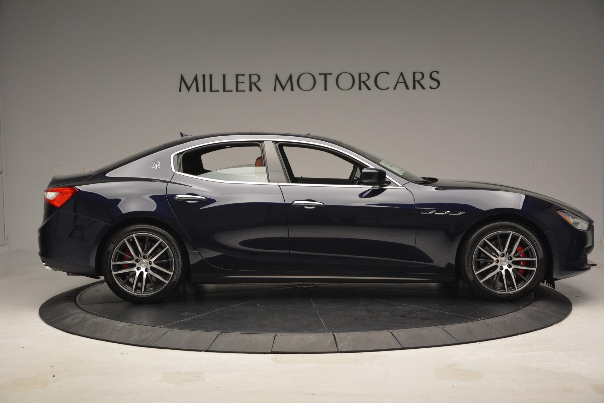 New 2017 Maserati Ghibli S Q4 For Sale In Westport, CT 766_p9