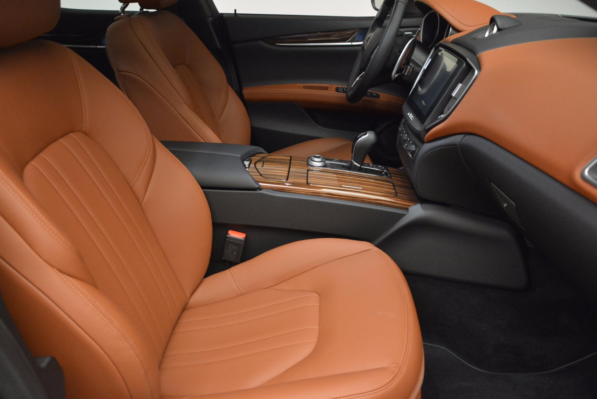 New 2017 Maserati Ghibli S Q4 For Sale In Westport, CT 769_p21