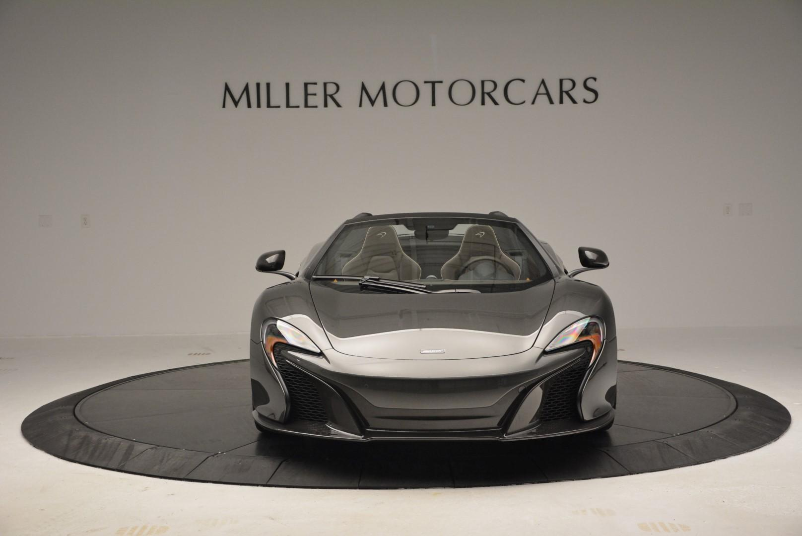Used 2016 McLaren 650S Spider For Sale In Westport, CT 77_p10