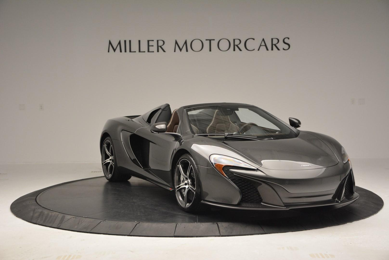 Used 2016 McLaren 650S Spider For Sale In Westport, CT 77_p12