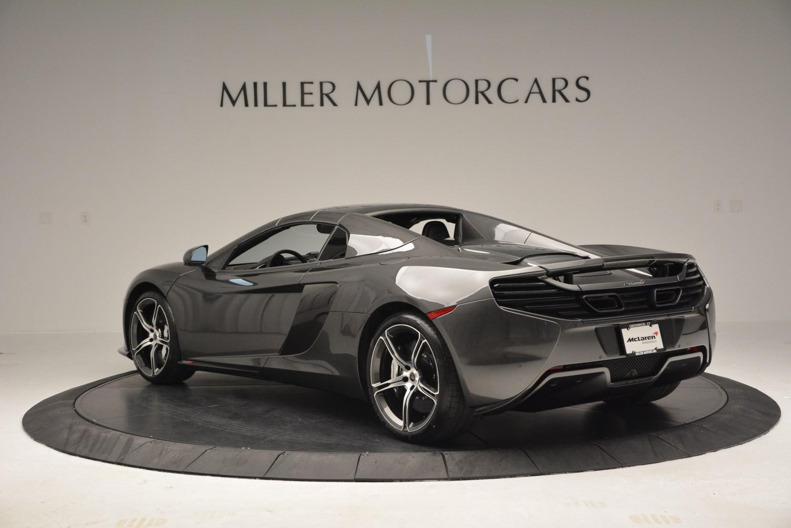 Used 2016 McLaren 650S Spider For Sale In Westport, CT 77_p17