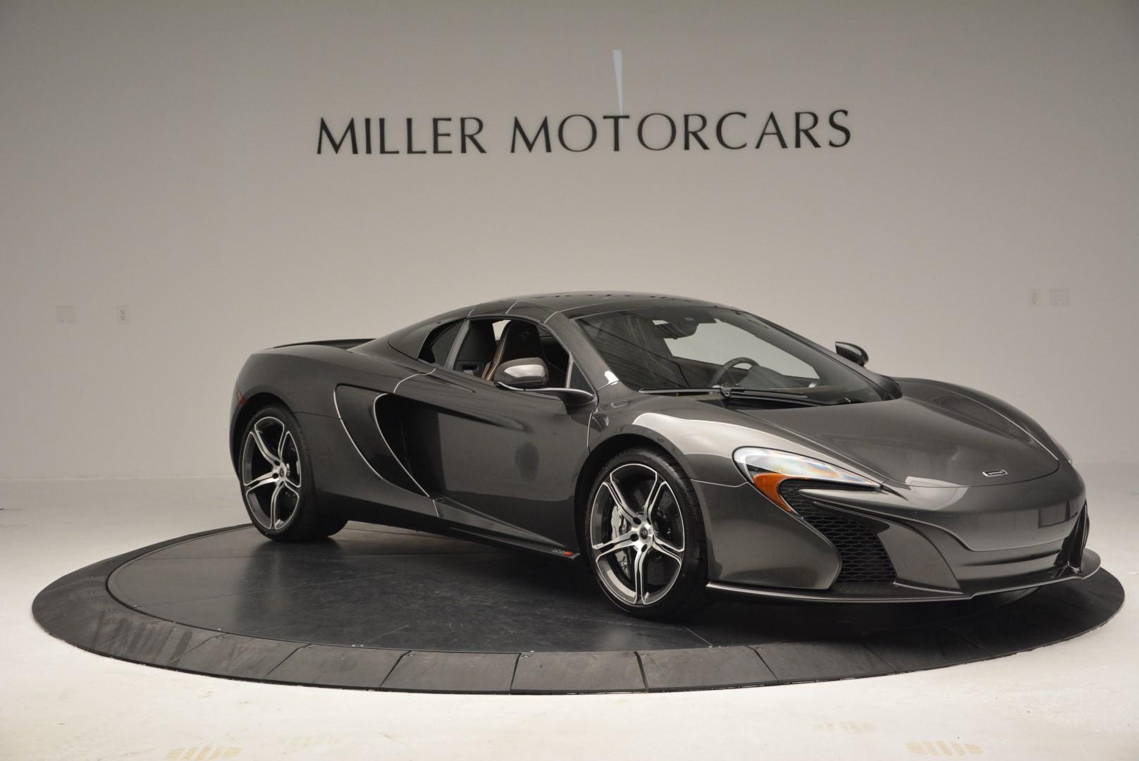 Used 2016 McLaren 650S Spider For Sale In Westport, CT 77_p20