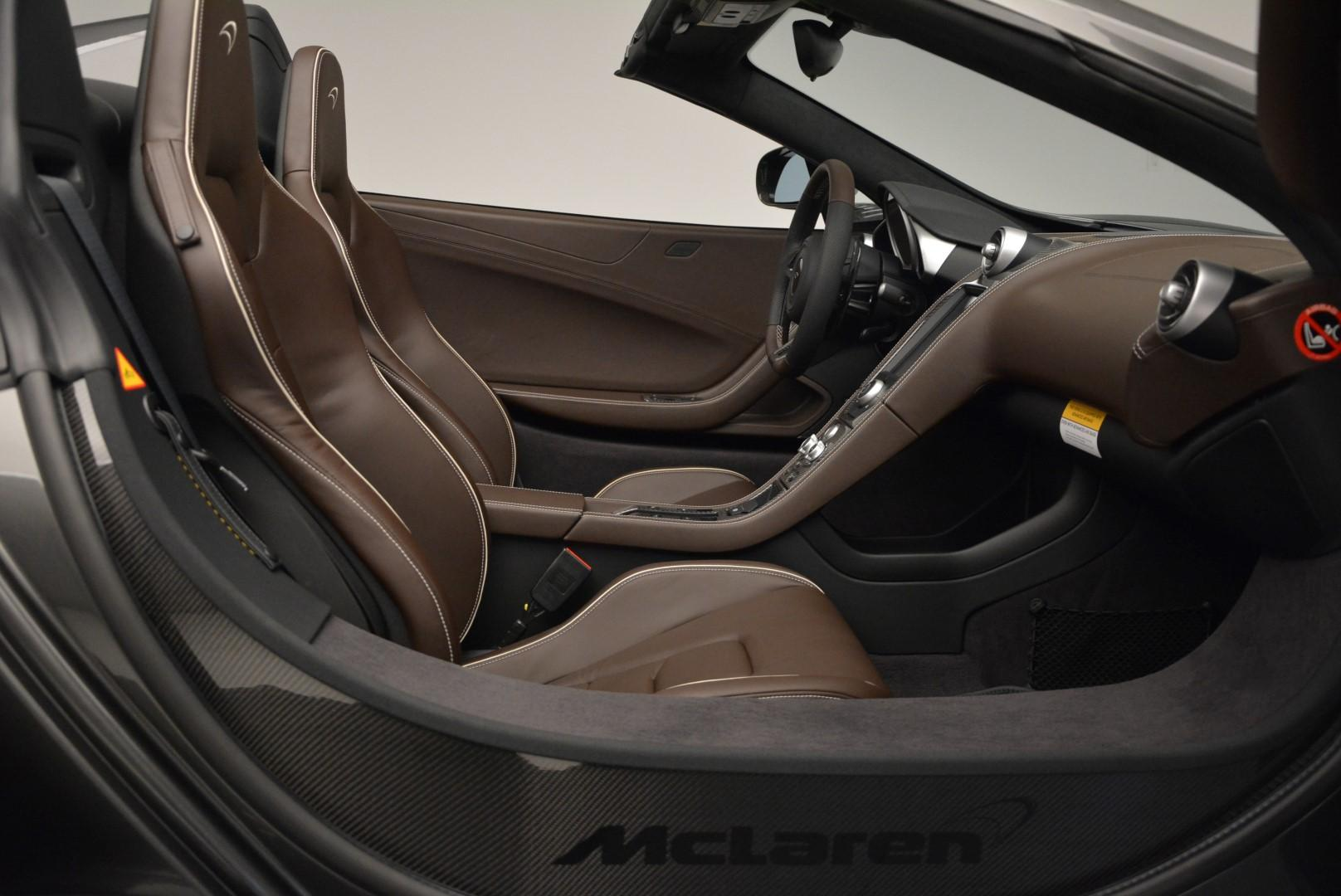 Used 2016 McLaren 650S Spider For Sale In Westport, CT 77_p26