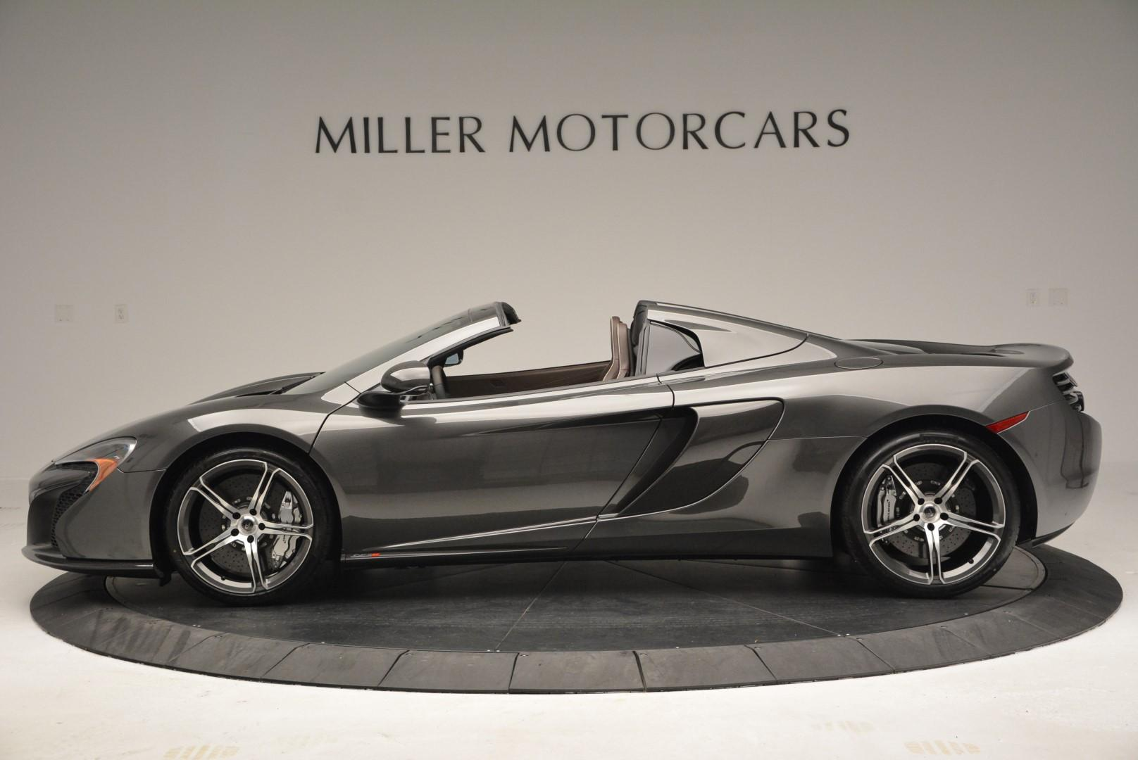 Used 2016 McLaren 650S Spider For Sale In Westport, CT 77_p3
