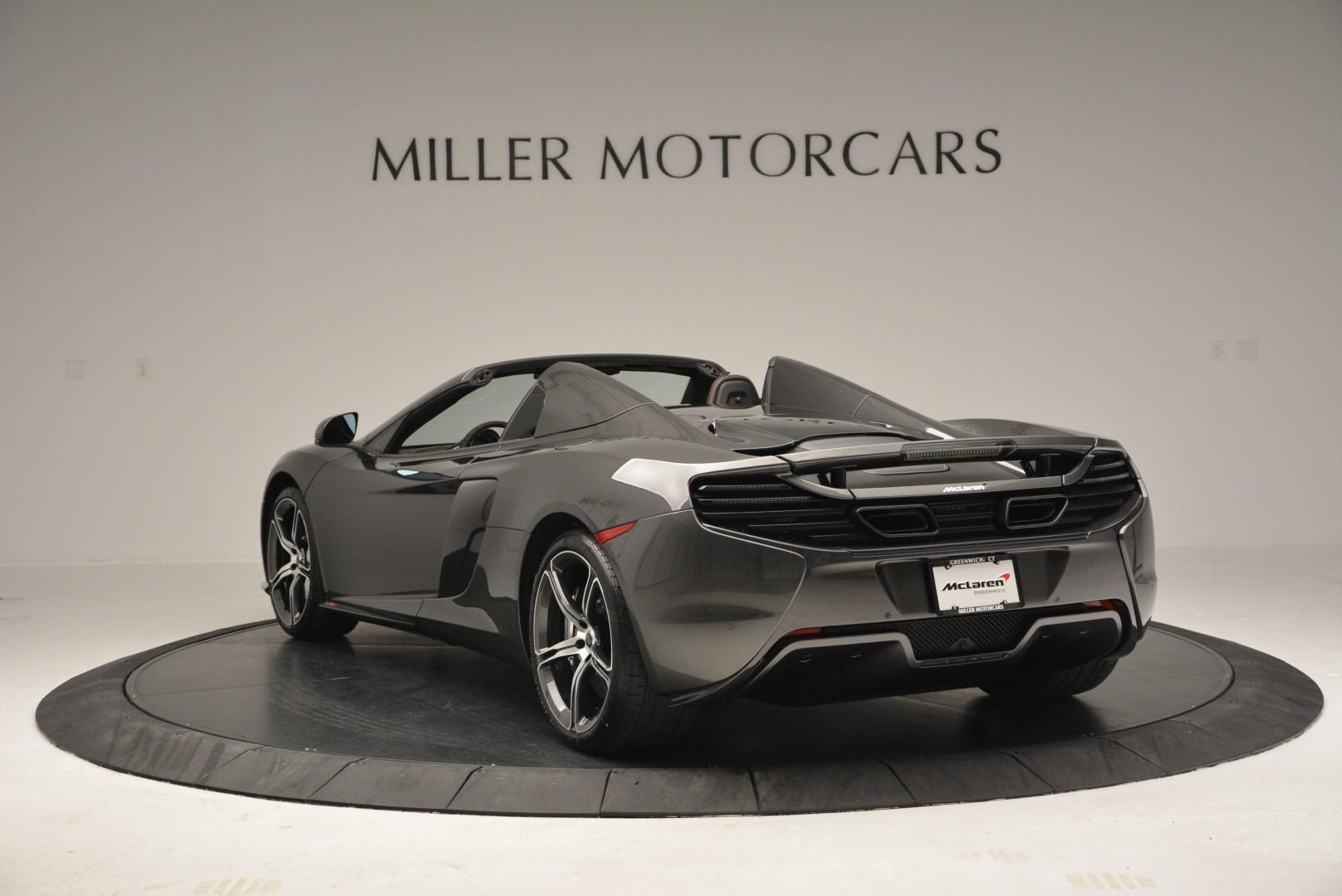 Used 2016 McLaren 650S Spider For Sale In Westport, CT 77_p4