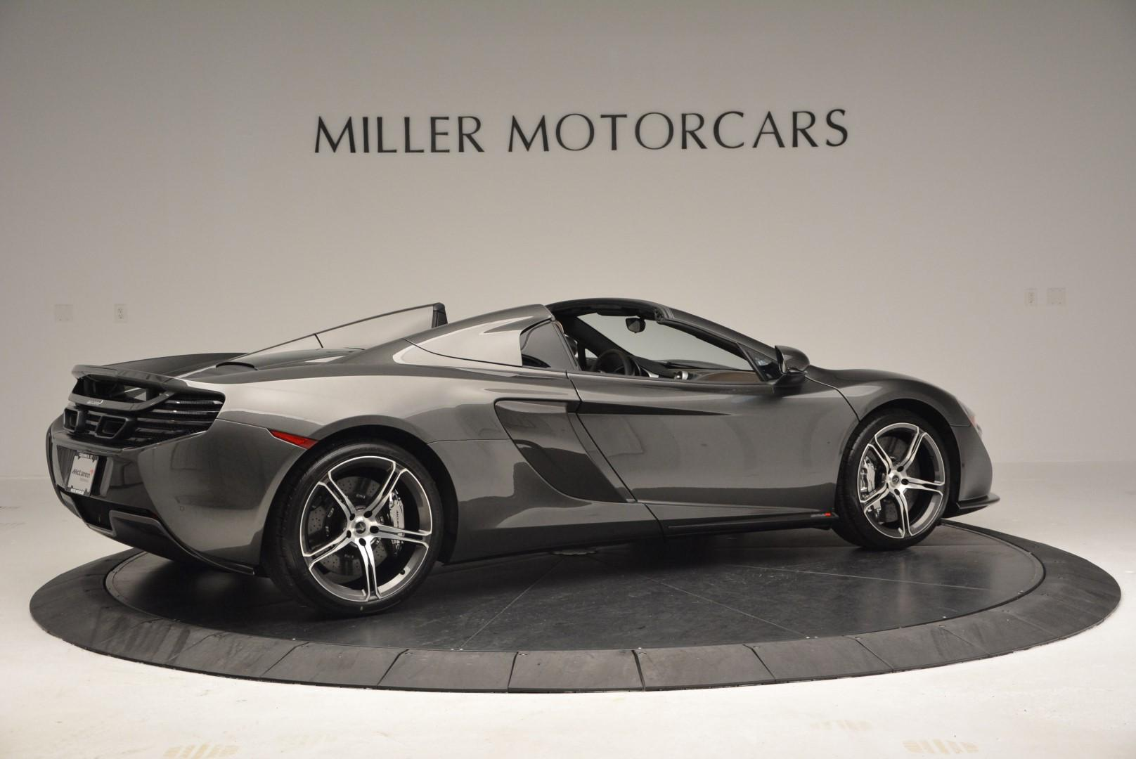 Used 2016 McLaren 650S Spider For Sale In Westport, CT 77_p7