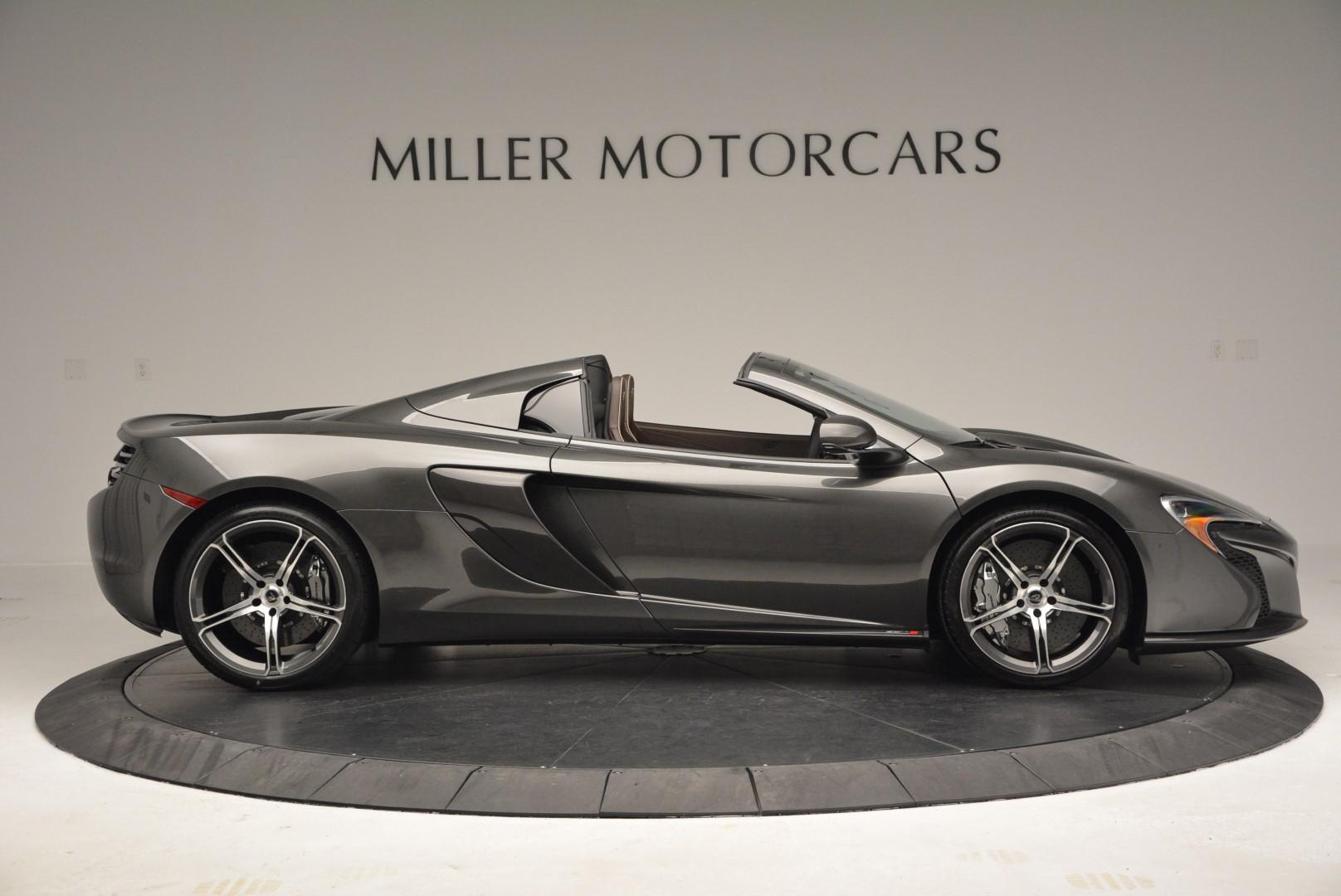 Used 2016 McLaren 650S Spider For Sale In Westport, CT 77_p9