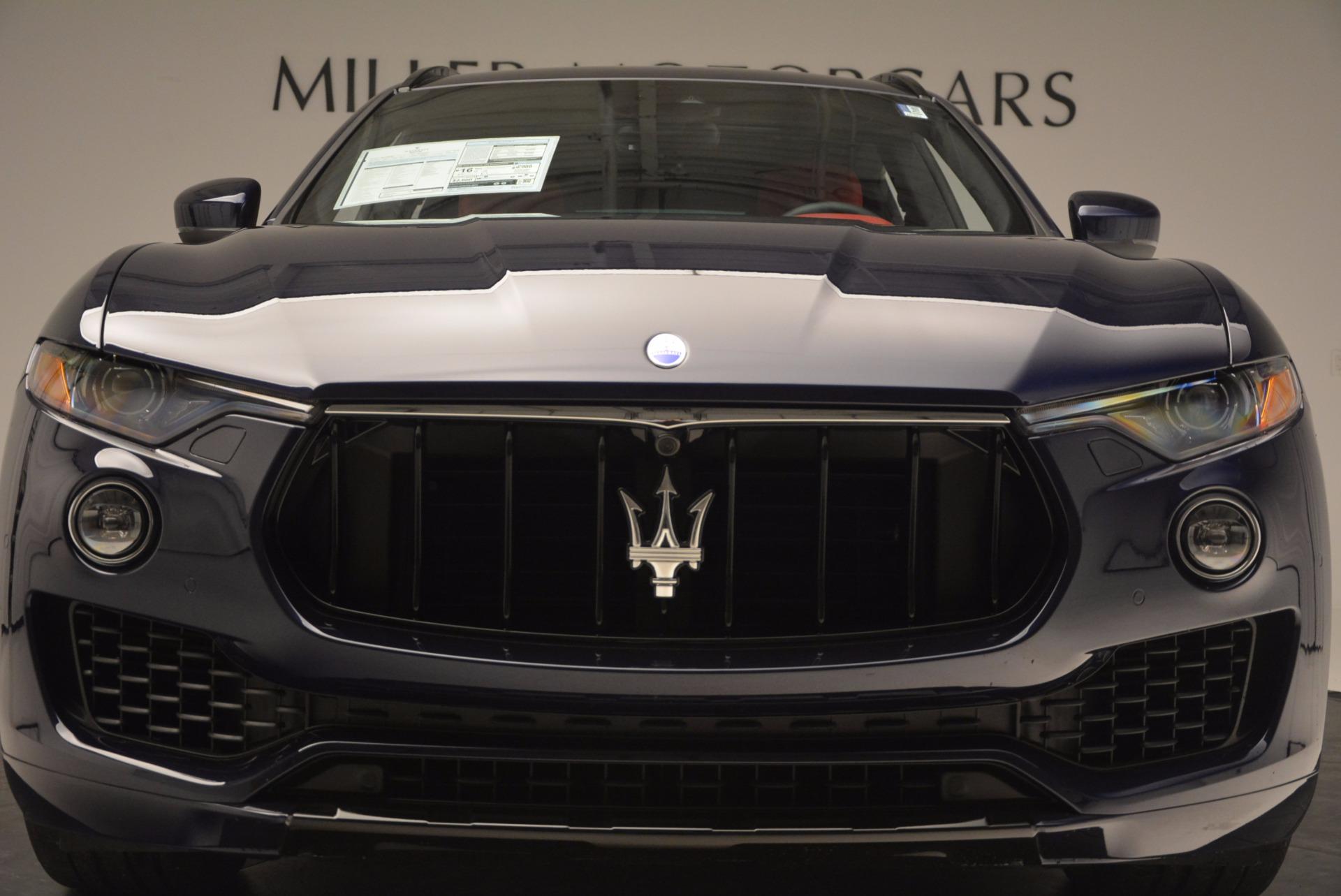 New 2017 Maserati Levante S Q4 For Sale In Westport, CT 770_p13