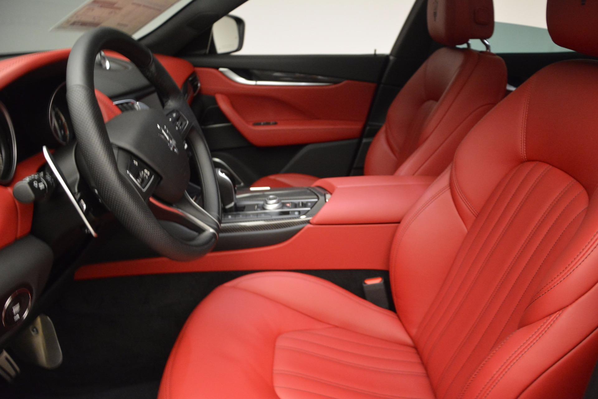 New 2017 Maserati Levante S Q4 For Sale In Westport, CT 770_p17