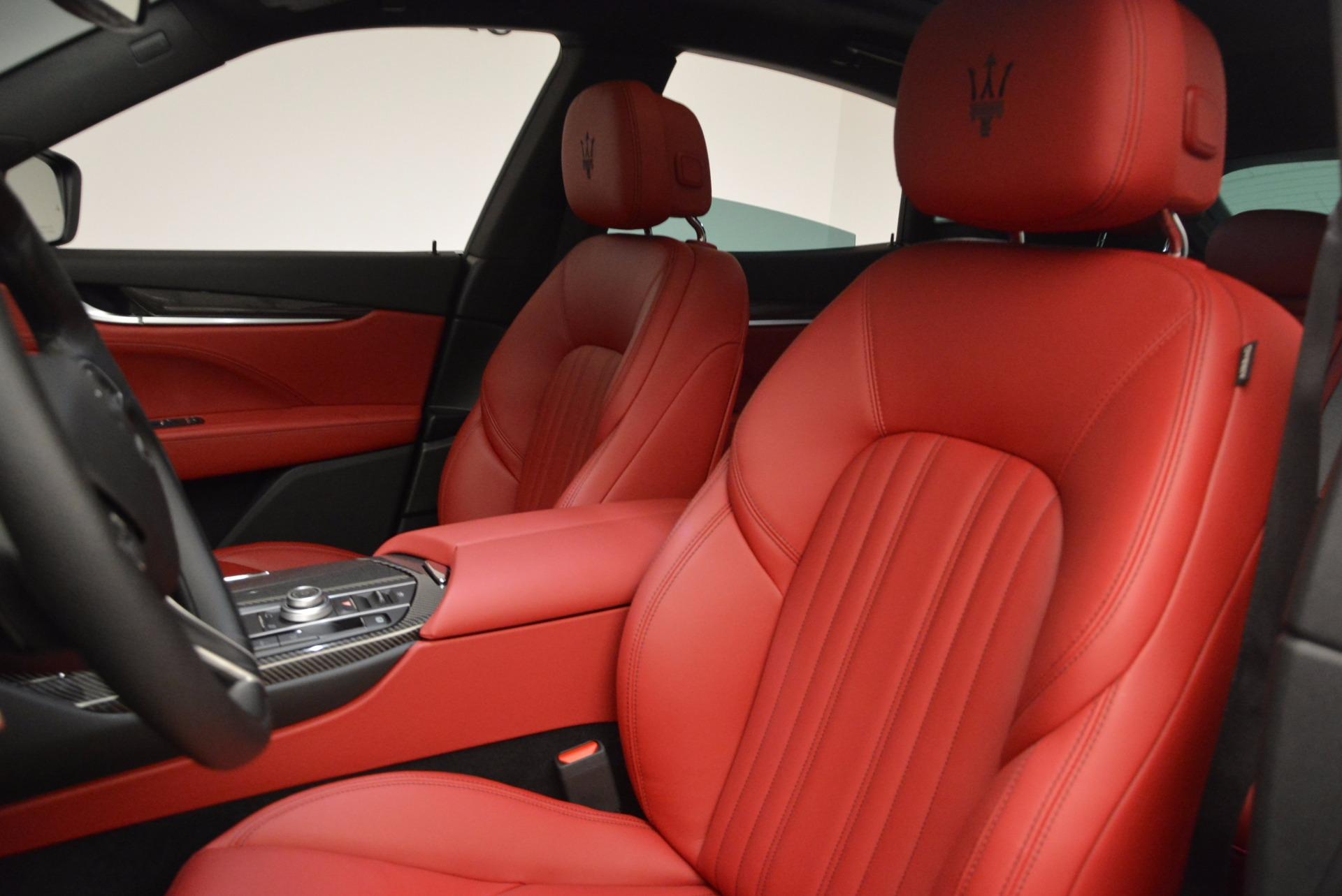 New 2017 Maserati Levante S Q4 For Sale In Westport, CT 770_p18