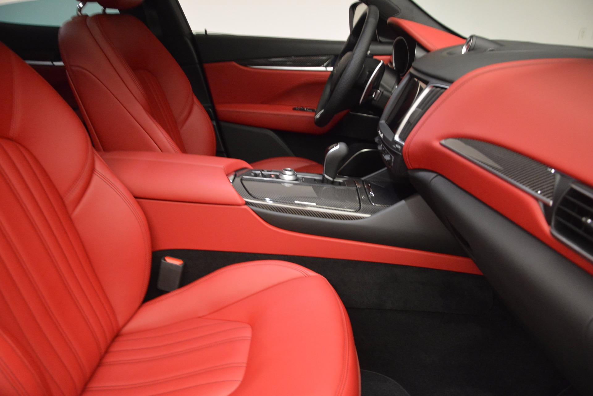 New 2017 Maserati Levante S Q4 For Sale In Westport, CT 770_p24