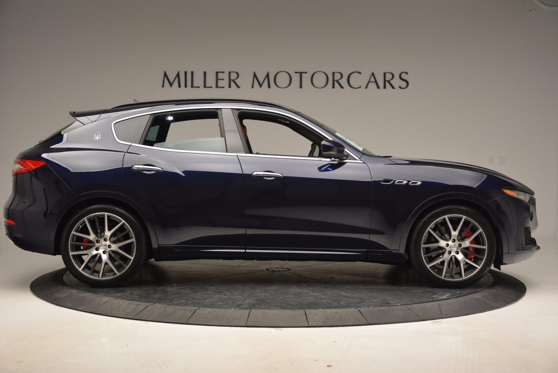 New 2017 Maserati Levante S Q4 For Sale In Westport, CT 770_p9