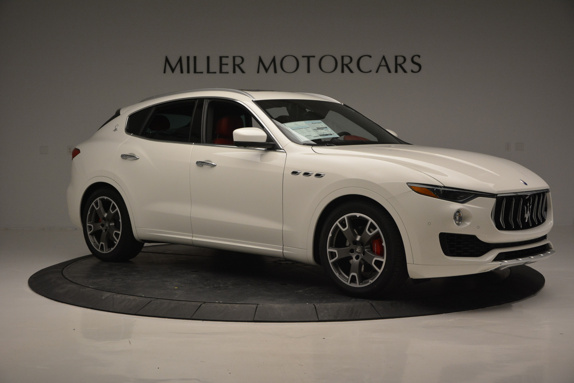New 2017 Maserati Levante  For Sale In Westport, CT 772_p10