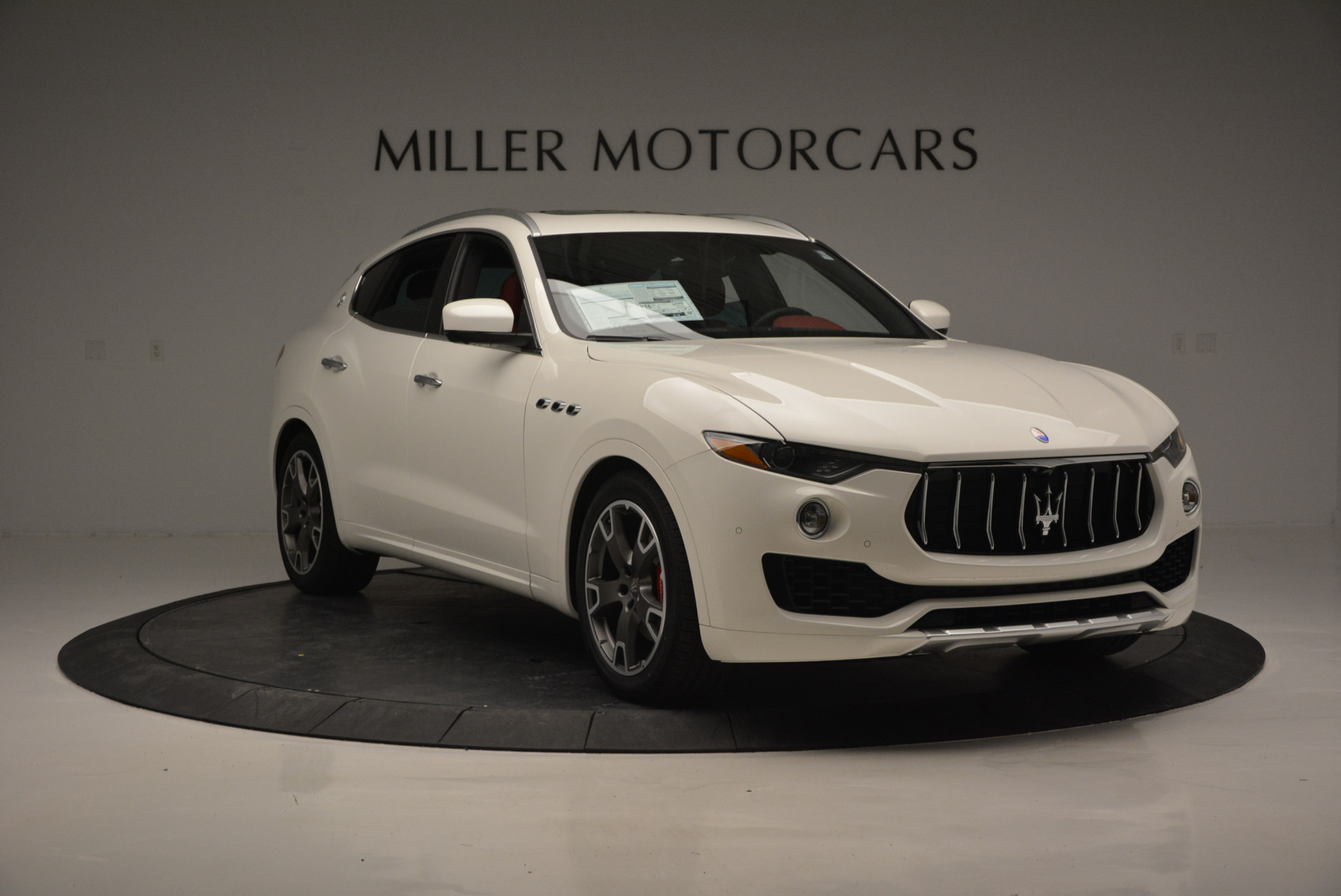 New 2017 Maserati Levante  For Sale In Westport, CT 772_p11