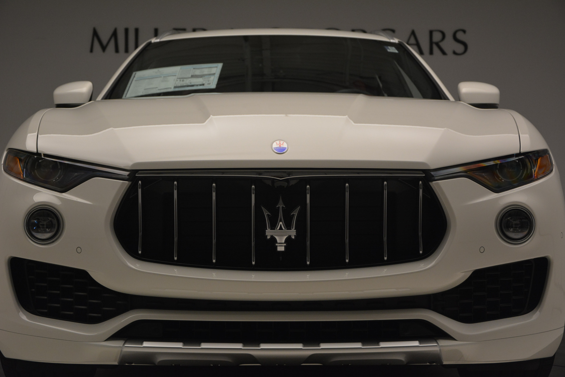 New 2017 Maserati Levante  For Sale In Westport, CT 772_p13