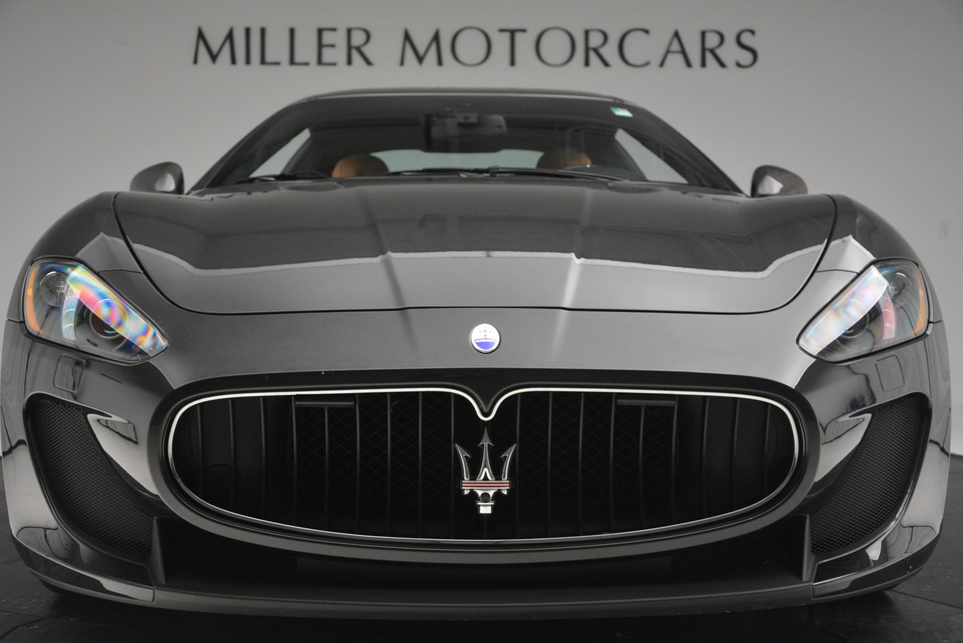 Used 2013 Maserati GranTurismo MC For Sale In Westport, CT 773_p13